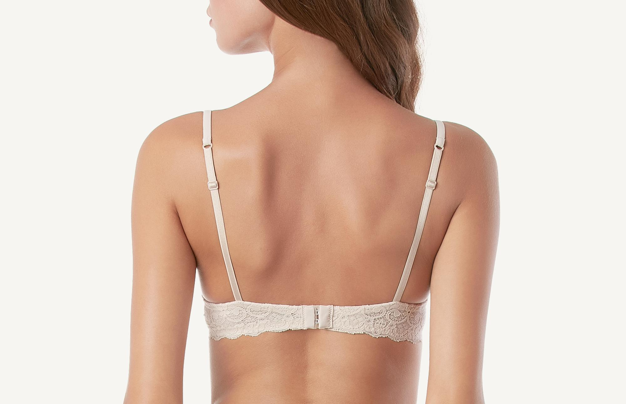 2816042019 Intimissimi - Natural Manuela Lace Push-up Bra - Lyst. View fullscreen