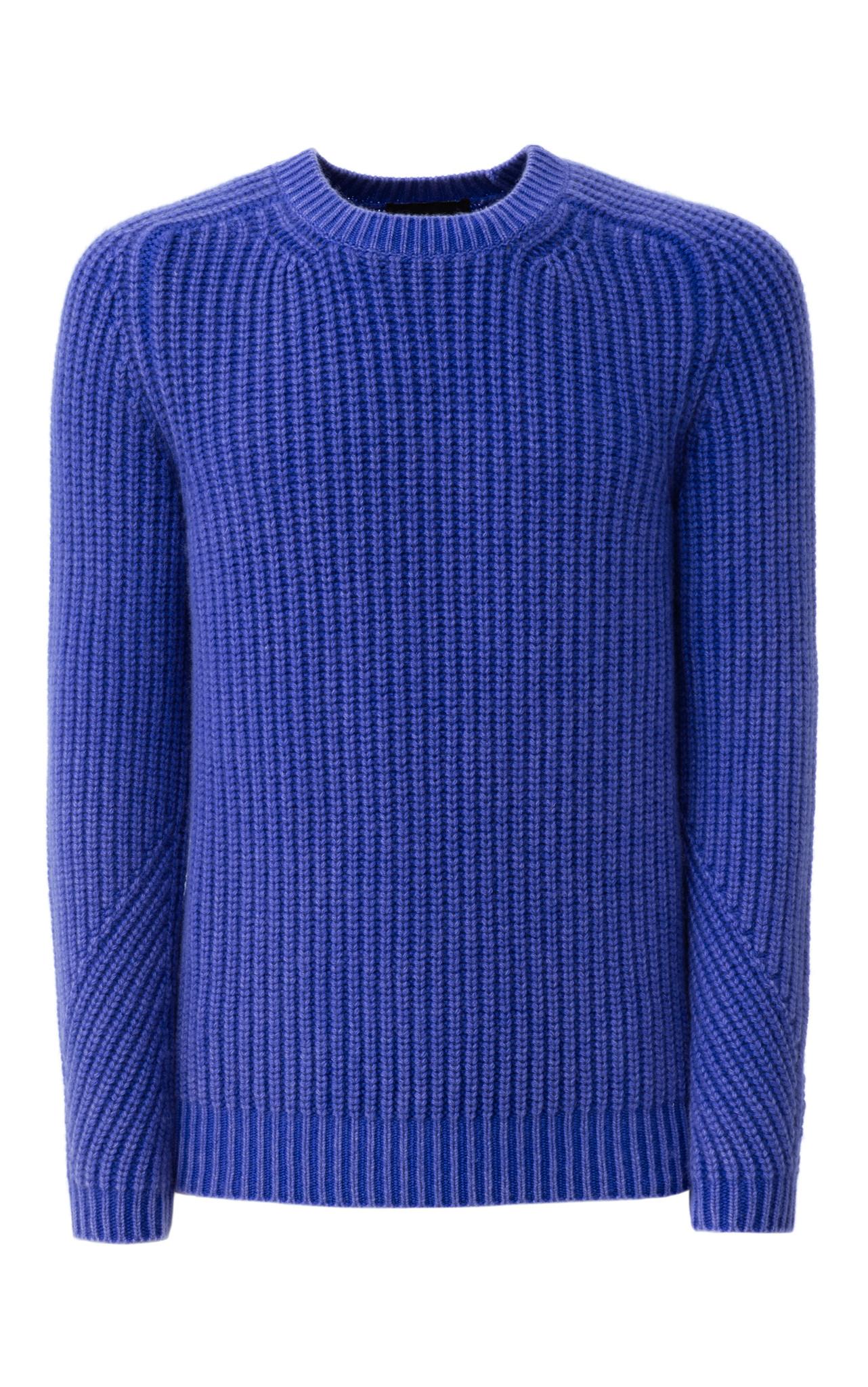 iris von arnim pullover cooper in blue for men royal lyst. Black Bedroom Furniture Sets. Home Design Ideas
