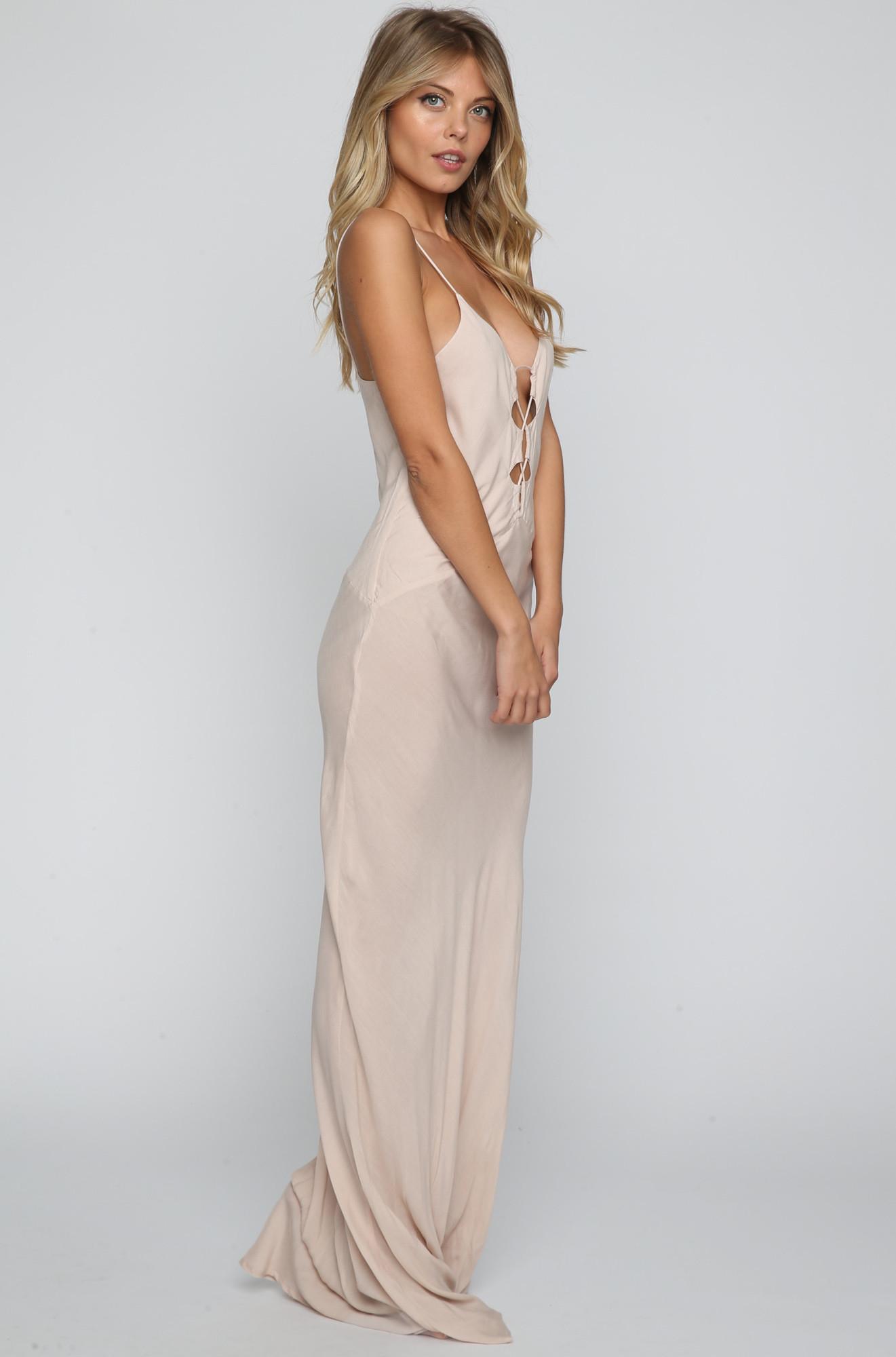 Brawa maxi dress acacia