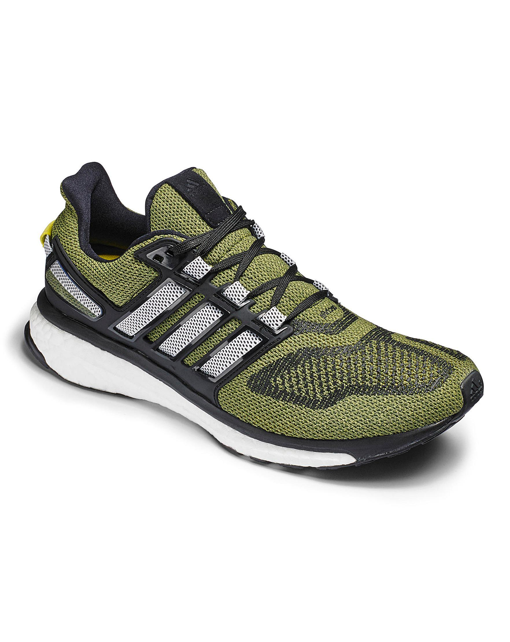hot sale online c9c25 53b85 adidas. Men s Yellow Energy Boost 3m Trainers