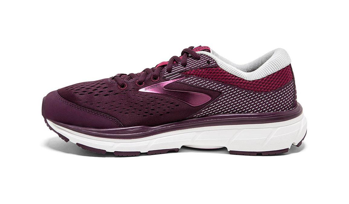 ea61d032b55 Brooks - Dyad 10 (purple pink grey) Women s Running Shoes - Lyst. View  fullscreen