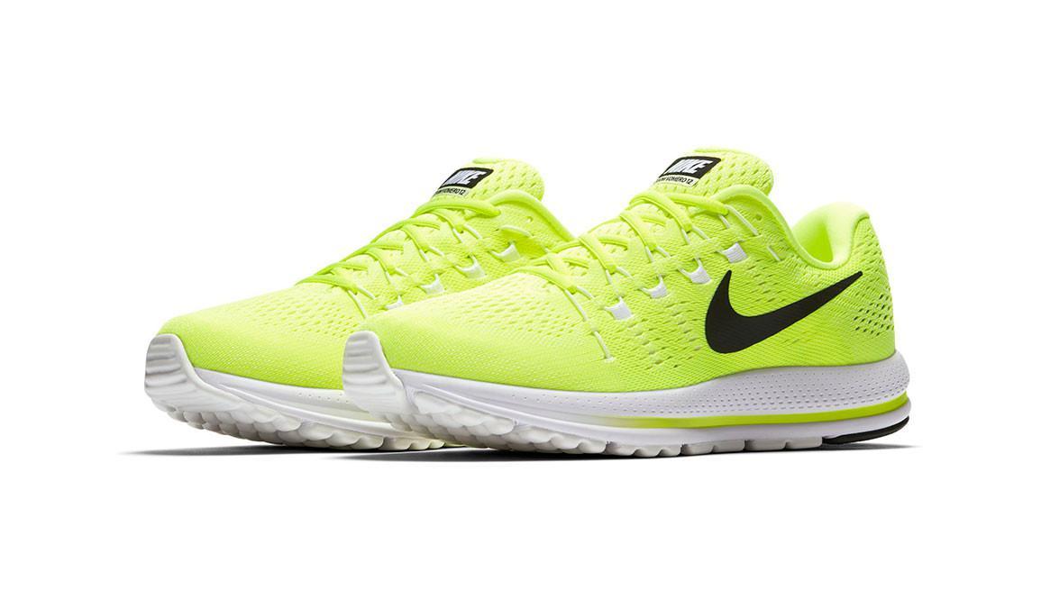 Brillar fax Inmundicia  Nike Men's Air Zoom Vomero 12 Running Shoes in Yellow/White (Yellow) for  Men - Lyst