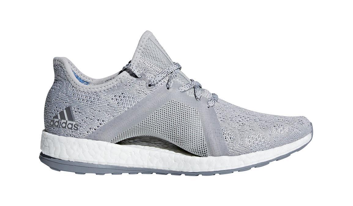 adidas Pureboost X Element Running Shoe in Grey/Grey (Gray) for ...