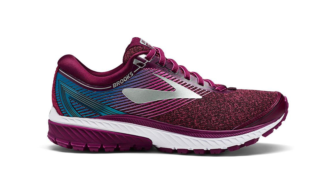 Brooks Rubber Ghost 10 in Purple/Pink