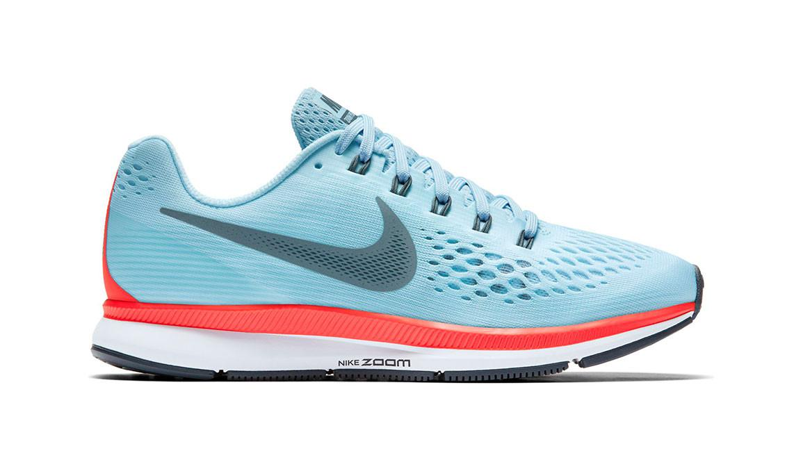 Lyst - On Women s Nike Air Zoom Pegasus 34 Running Shoe - Zoom ... 6d3f92bf4