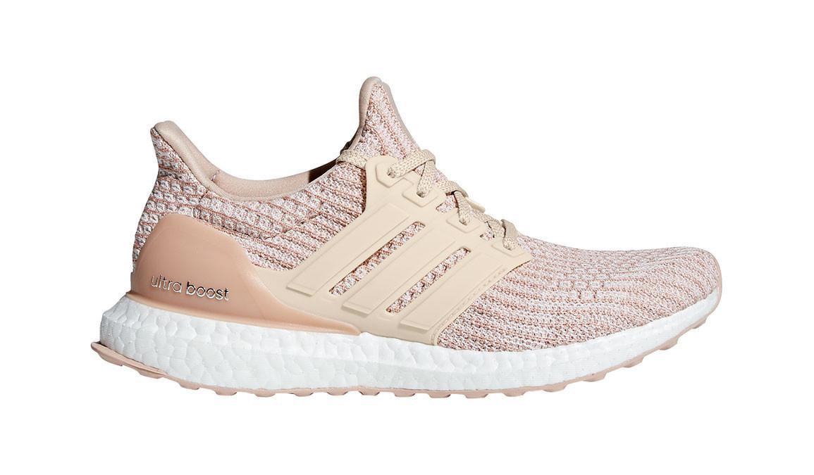 brand new 3cca9 80557 Lyst - adidas Ultraboost 4.0 Running Shoe in Pink