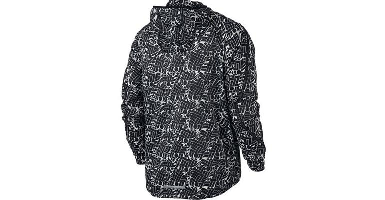 a758f2e61147 Lyst - Nike Shield Impossibly Light Print Jacket for Men