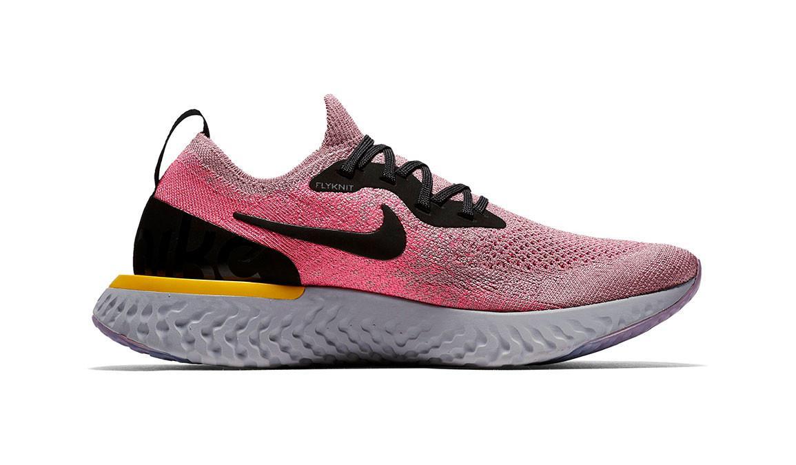 7197ff3962a Nike - Multicolor Epic React Flyknit Running Shoe - Lyst. View fullscreen