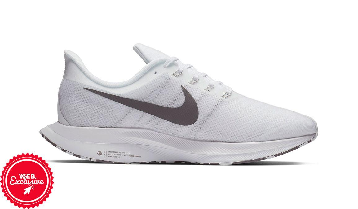 a41e4d8ae182 Nike - Gray Zoom Pegasus 35 Turbo Running Shoe for Men - Lyst. View  fullscreen