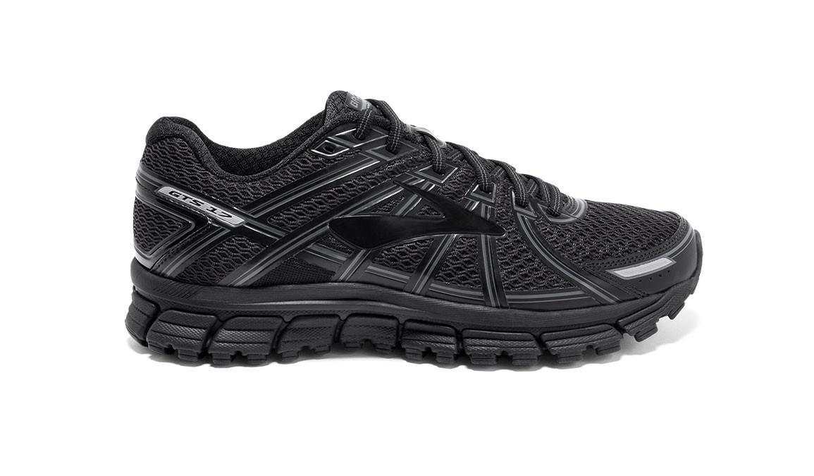 Brooks Adrenaline Gts  Running Shoe E Black