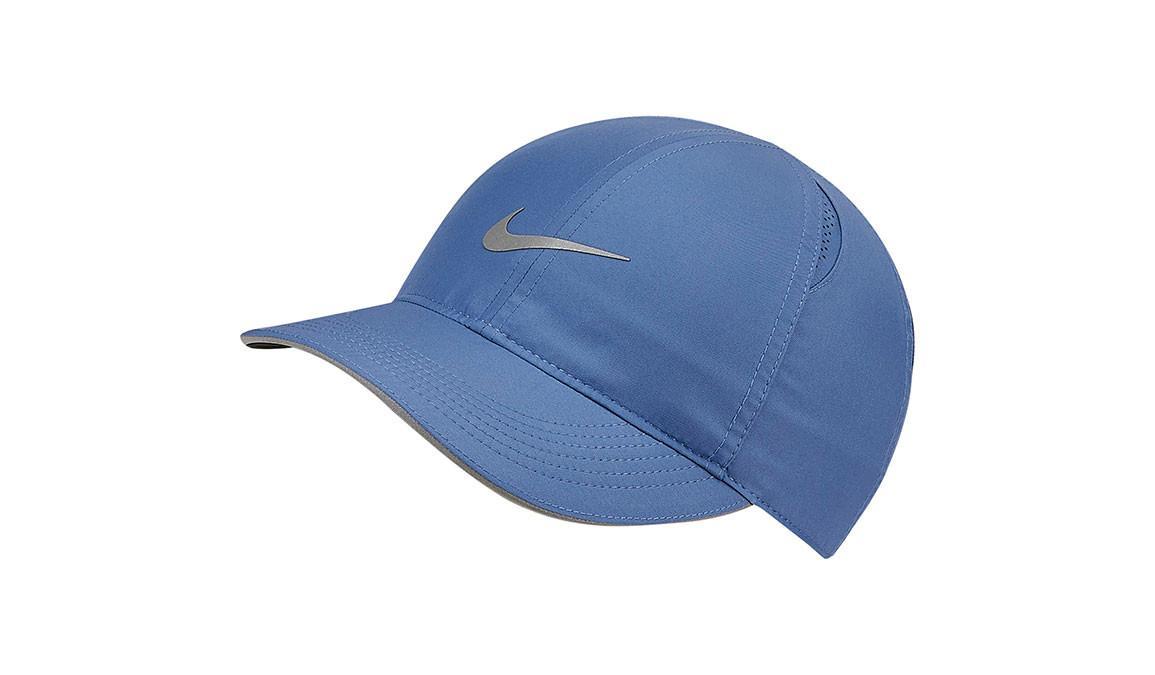 223df6c8 Lyst - Nike Featherlight Running Cap in Blue
