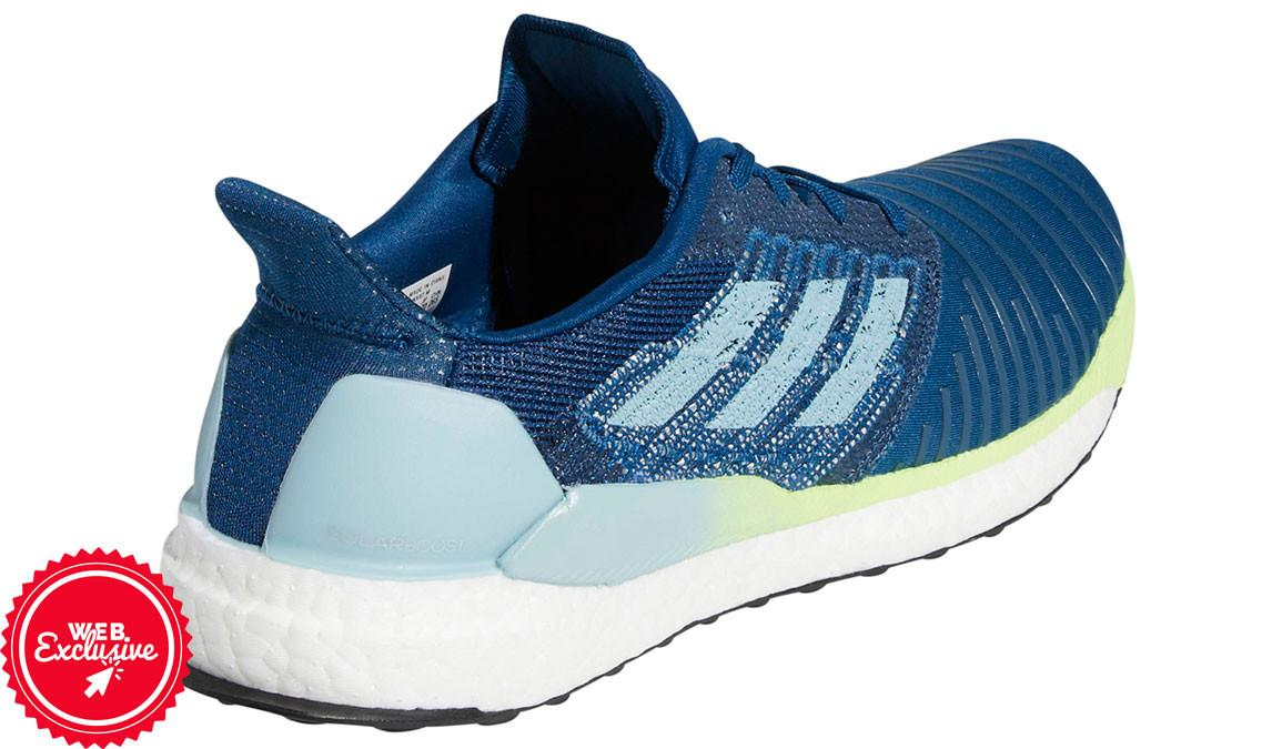 f7c837d25 Lyst - adidas Solarboost Running Shoes in Blue for Men