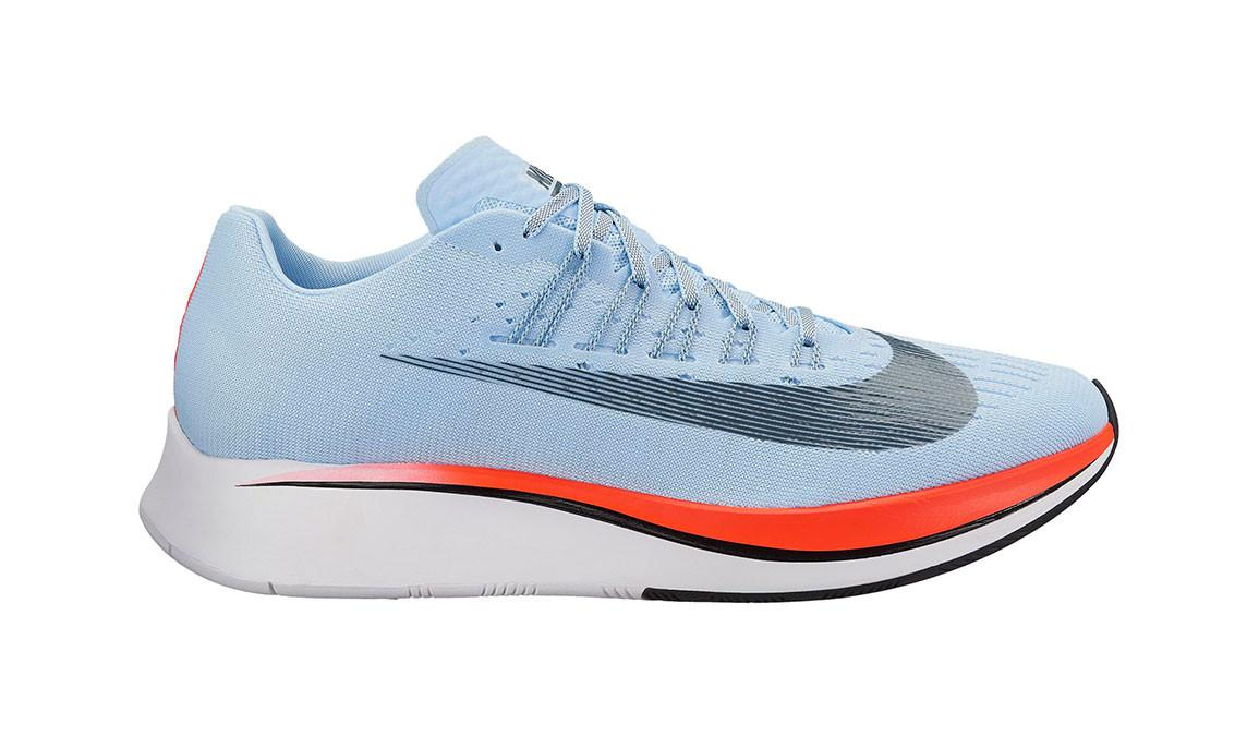 94fe0f5bcd47 Lyst - Nike Zoom Fly Running Shoe - Zoom Series Edition in Blue for Men