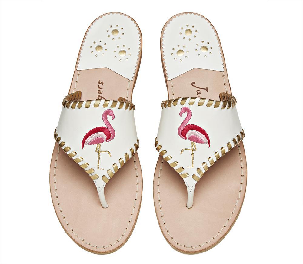 0172762b335c4 Lyst - Jack Rogers Exclusive Flamingo Sandal