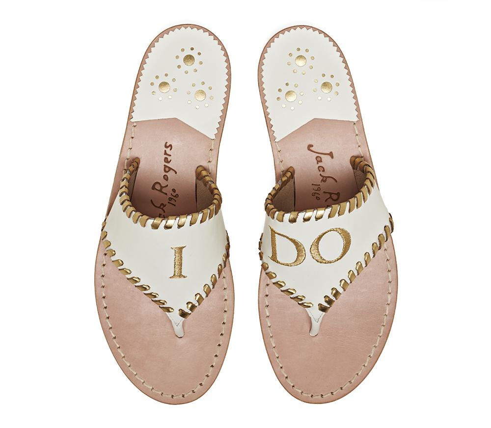 Jack Rogers Exclusive I Do Sandal Lyst