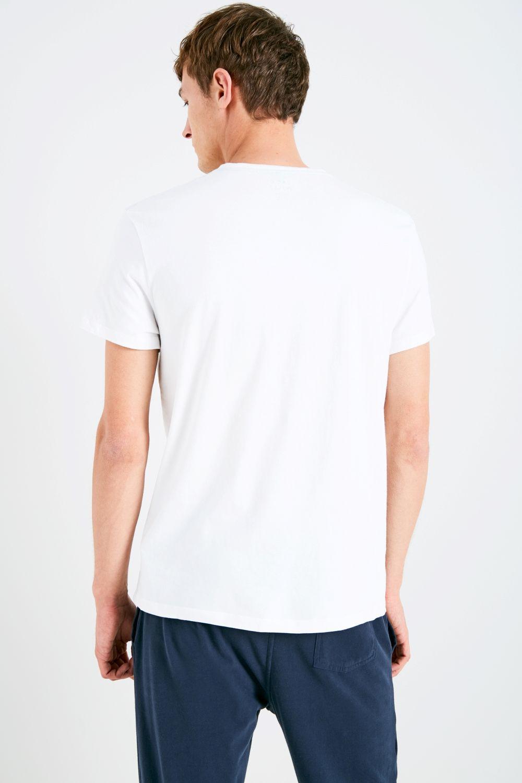 Jack Wills - White Shakeston T-shirt for Men - Lyst. View fullscreen