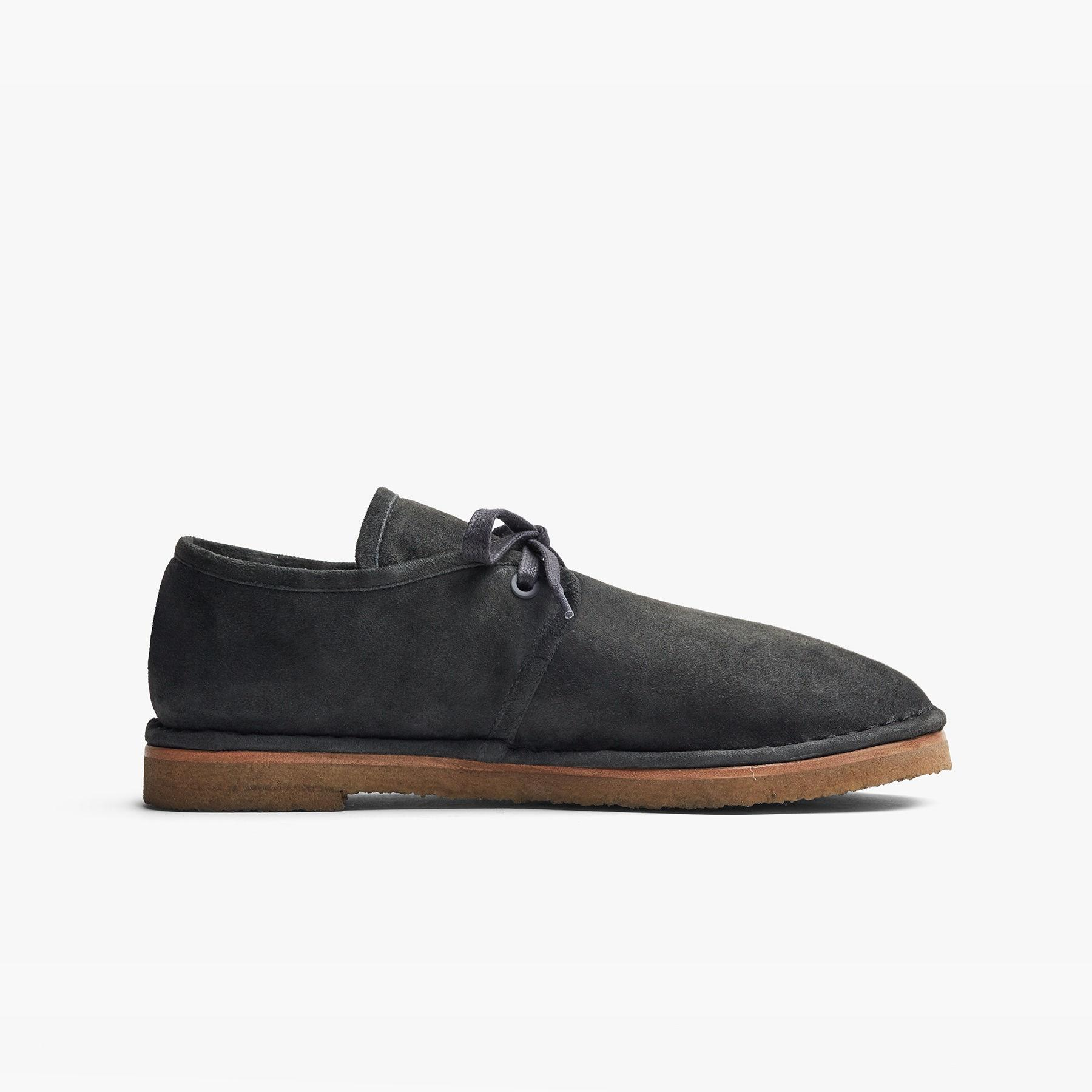 James Perse Ysidro Suede Desert Boot - Womens
