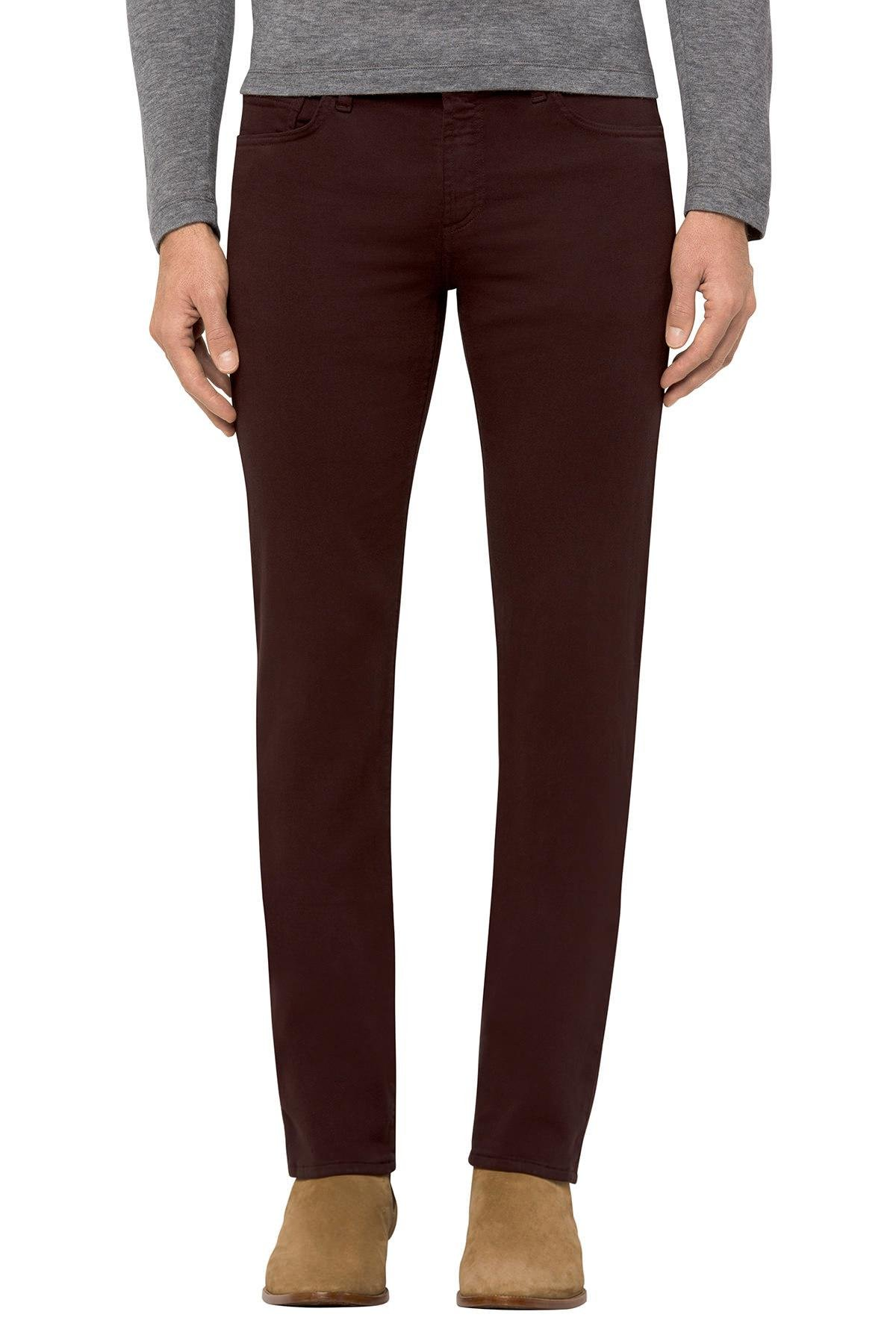 J Brand Kane Straight Fit In Keckley Coquina for Men