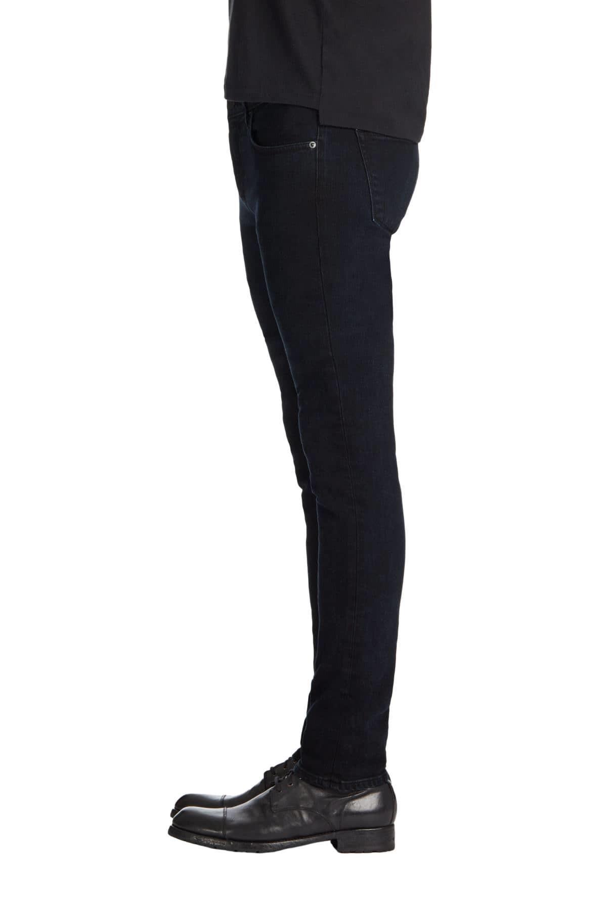 J Brand Mick Skinny Fit In Caput in Black for Men