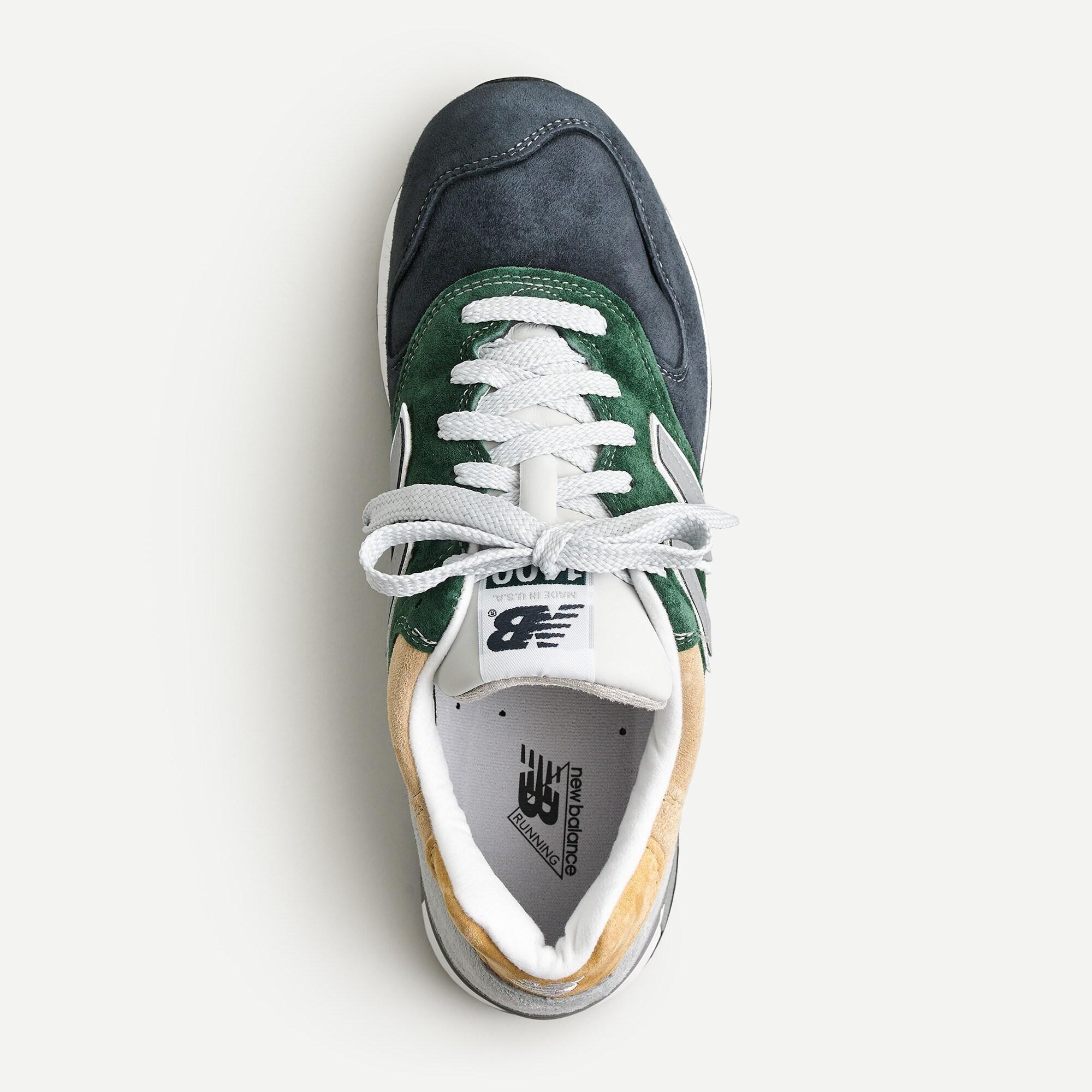 ® X J.crew 1400 Colorblocked Sneakers