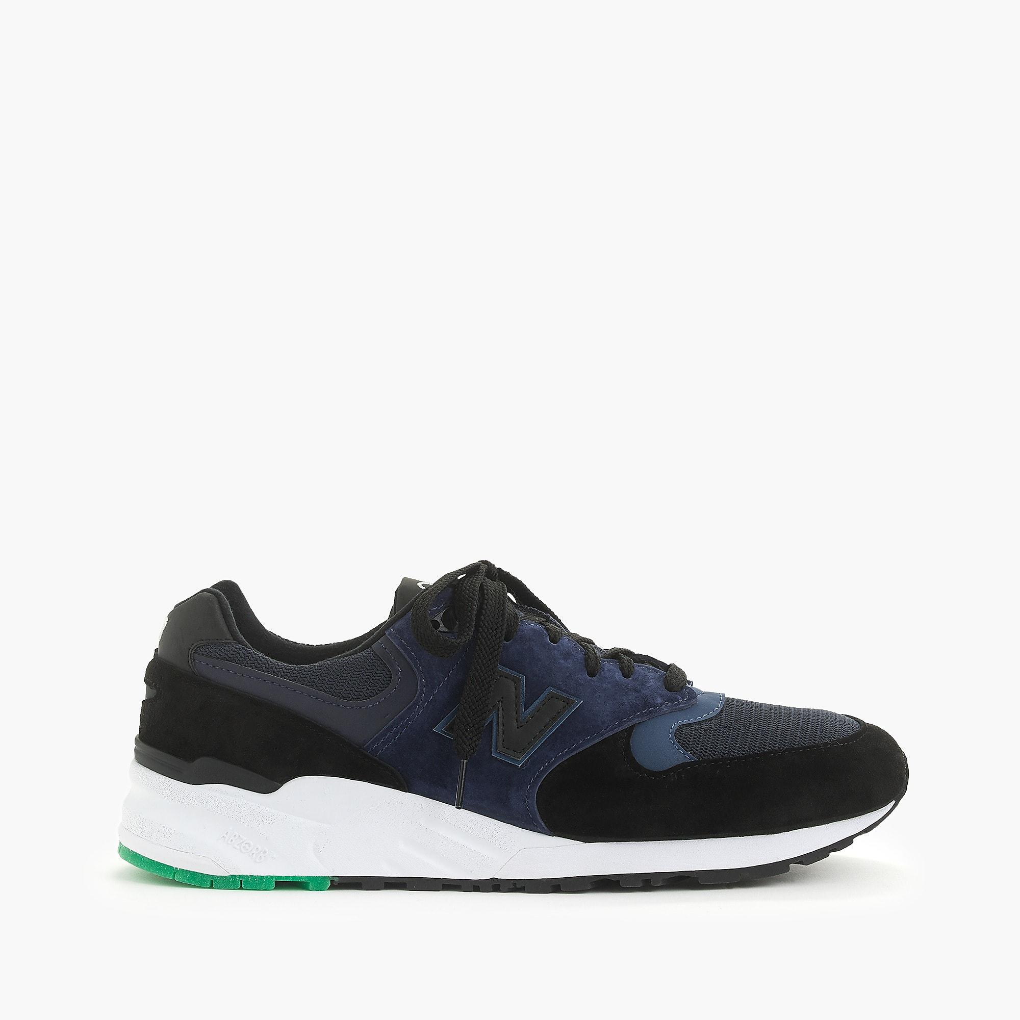 buy popular 0b920 f6dd2 New Balance - Blue X J.crew 999 Night Sky Sneakers for Men - Lyst. View  fullscreen