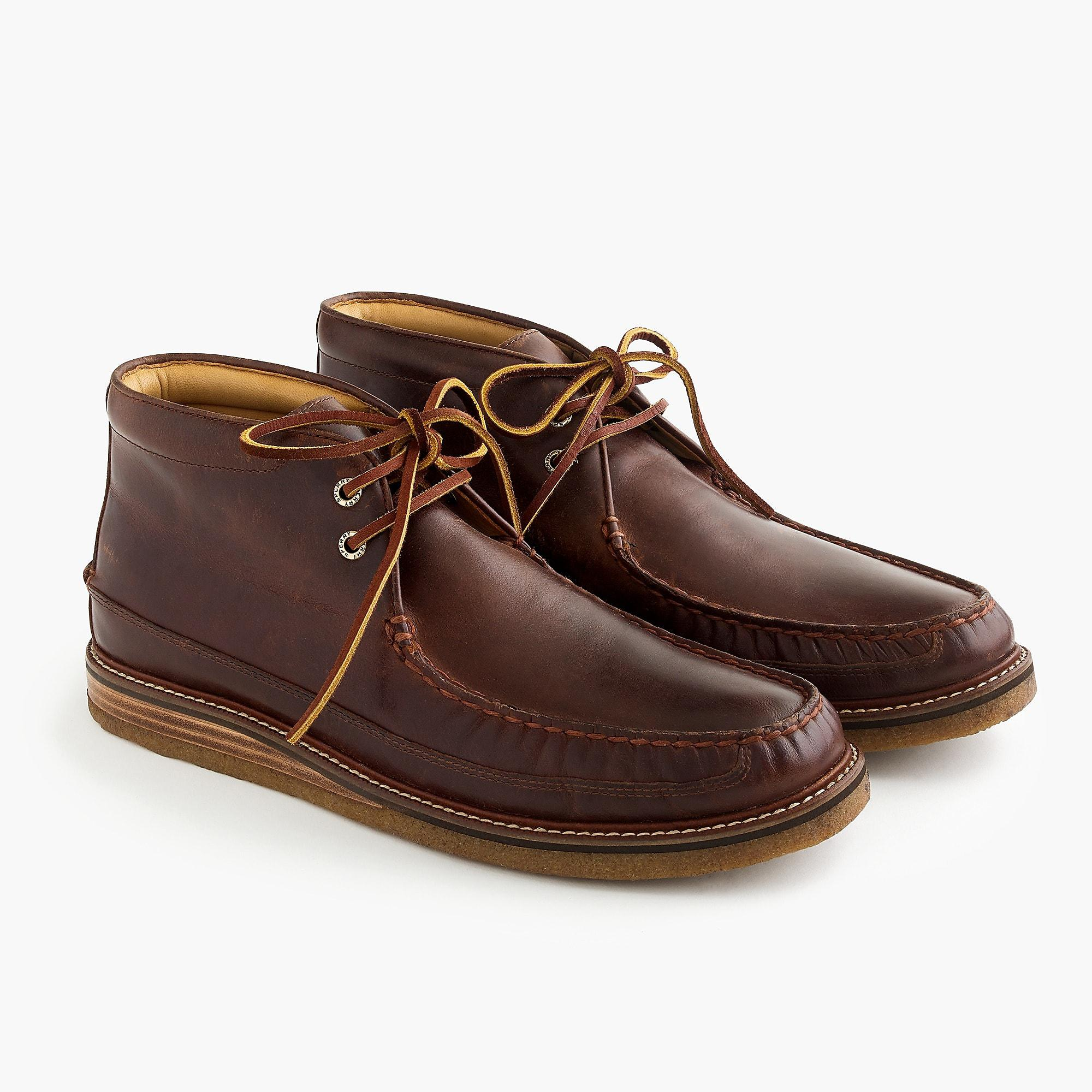 Sperry Top-Sider Gold Cup Crepe Soled