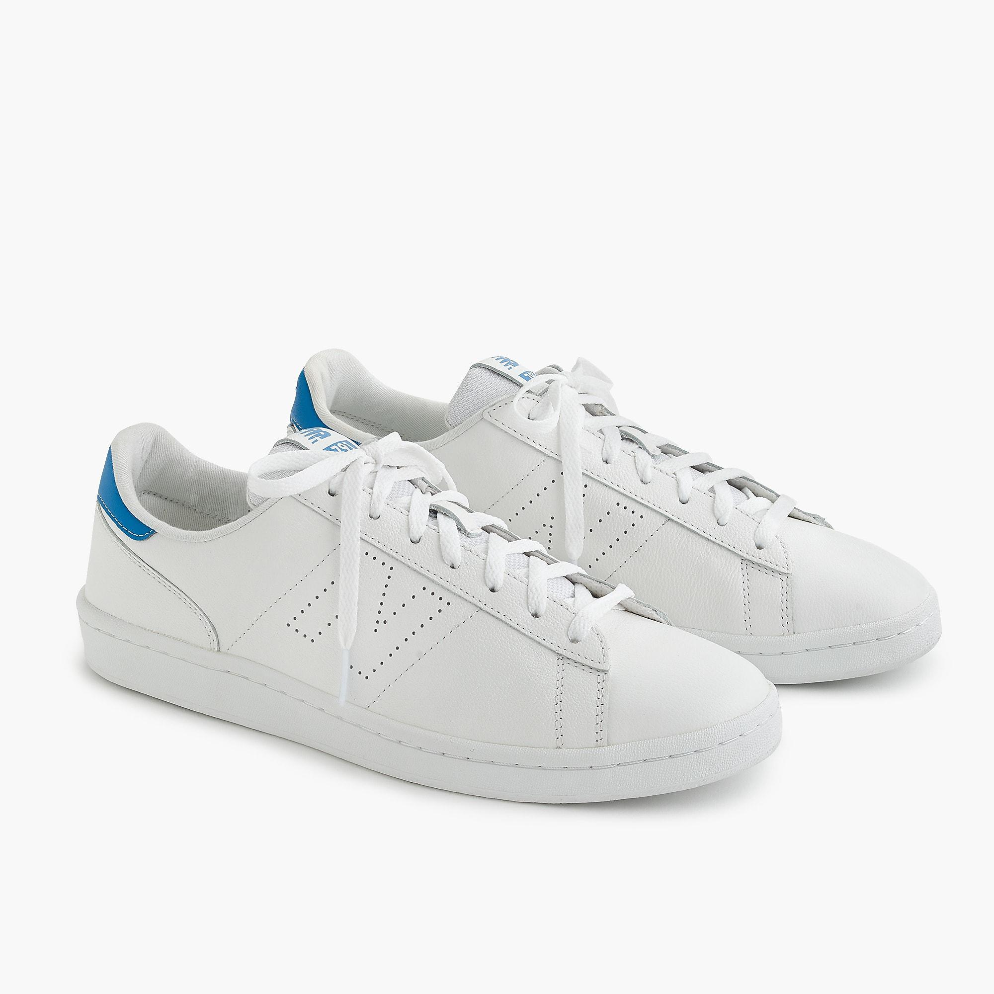 New Balance 791 Leather Sneakers in
