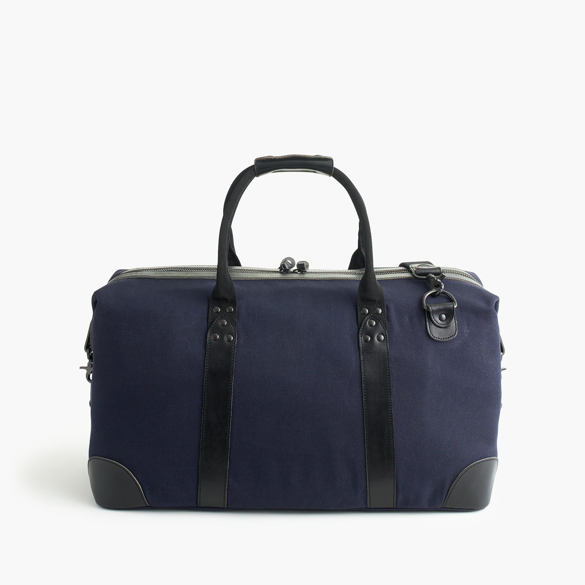 84a8059e79 Lyst - J.Crew Ludlow Weekender Bag in Blue for Men