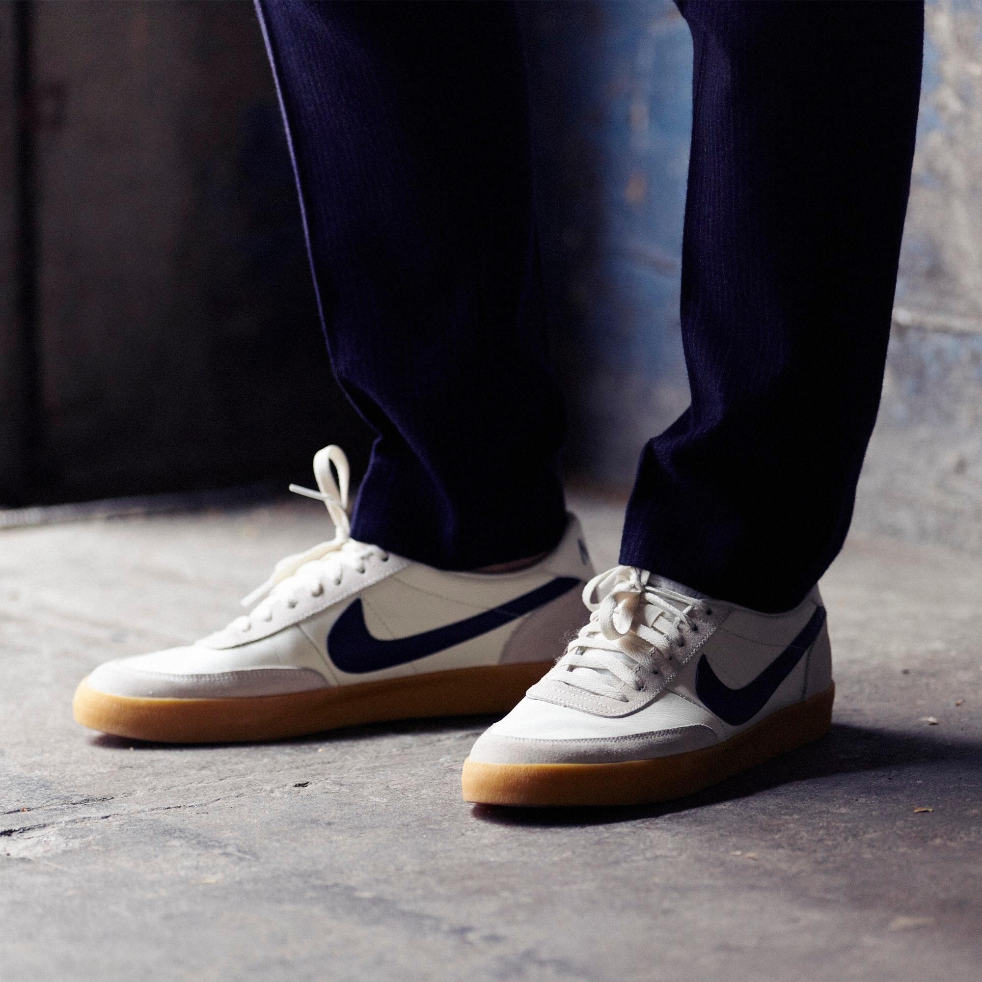 Cosquillas Belicoso Peregrino  Nike ® Killshot 2 Sneakers in White/Blue (White) - Save 85% - Lyst