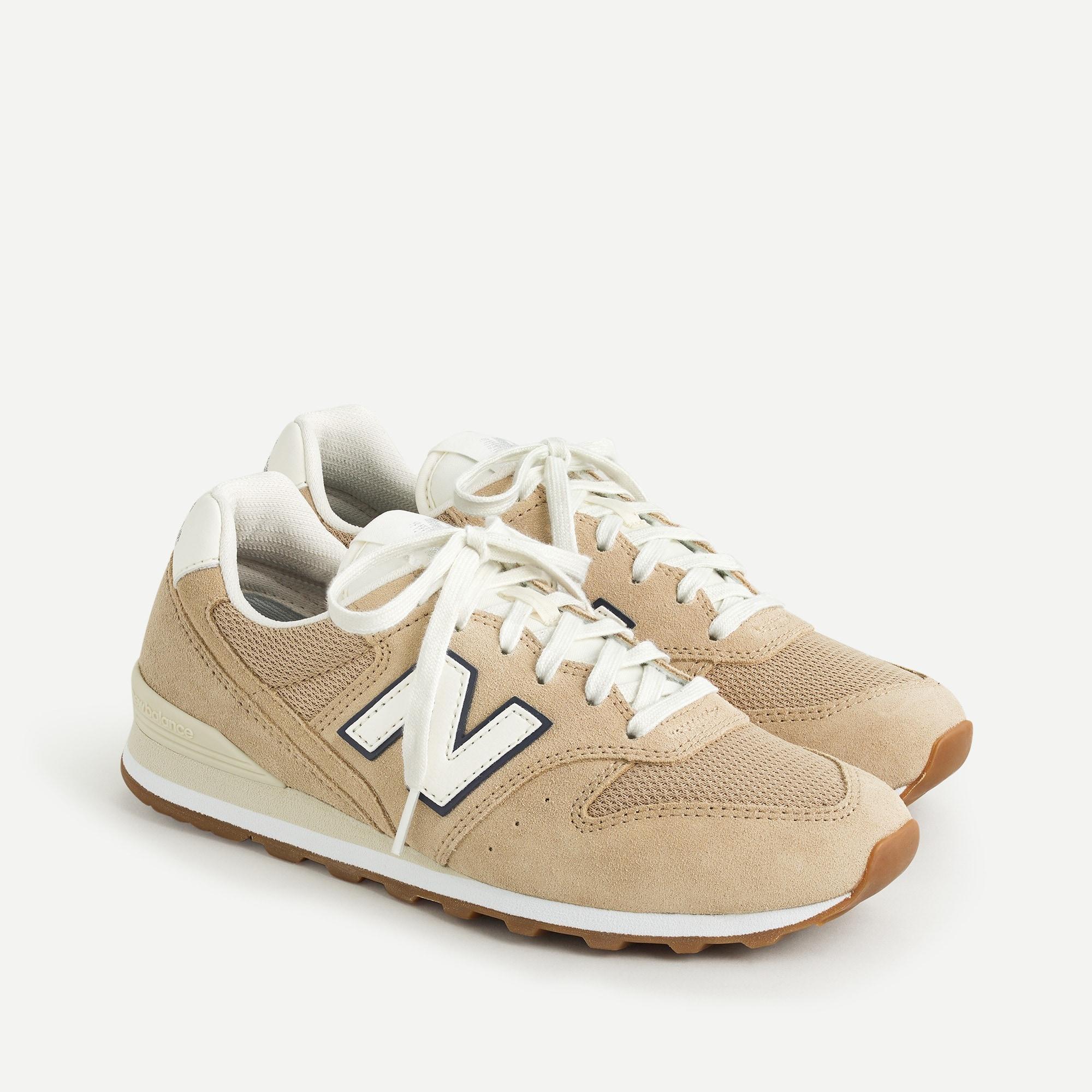 ® X J.crew 996 Sneakers In Suede