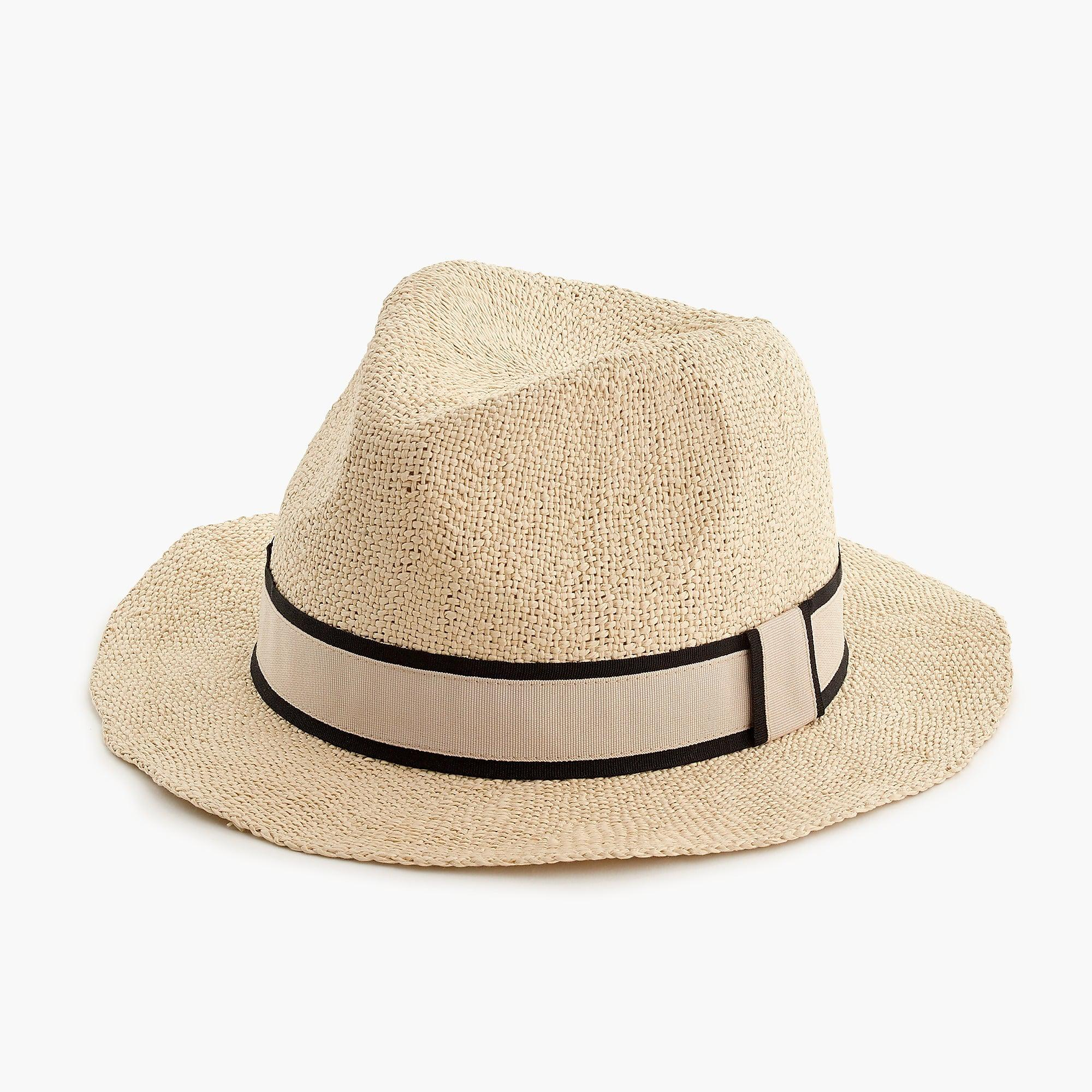 753cc029f45c J.Crew Packable Panama Hat in Natural for Men - Lyst