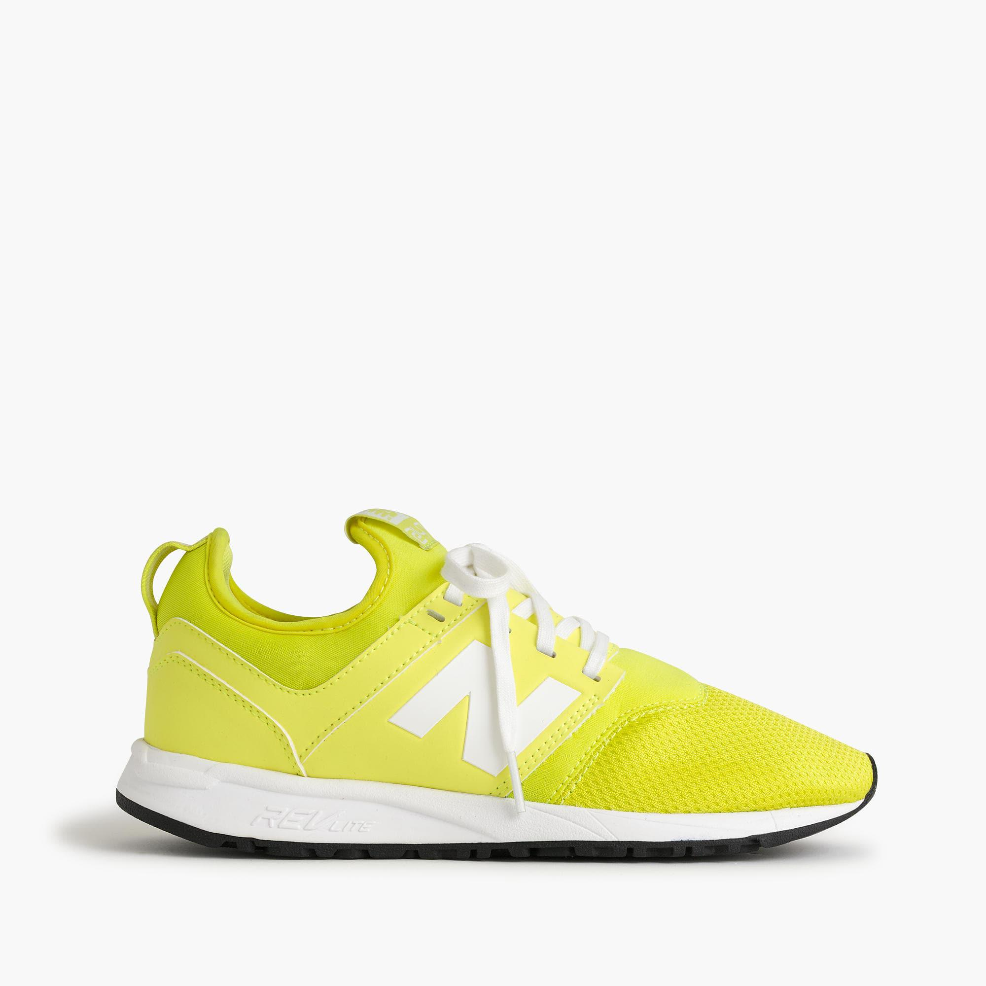 New Balance 247 Sneakers in Yellow