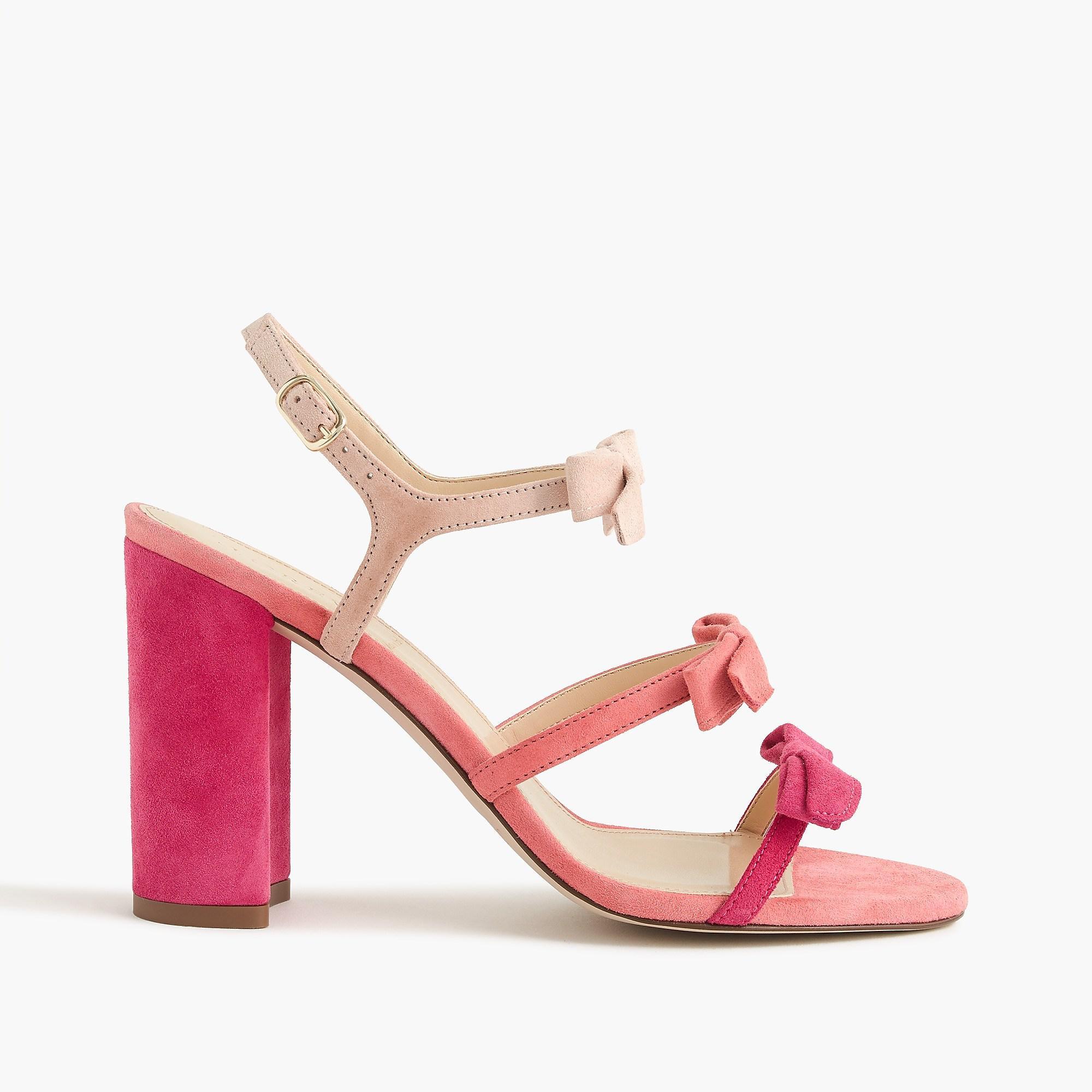 66932e25891 ... Stella Bow Heels (100mm) - Lyst. View fullscreen