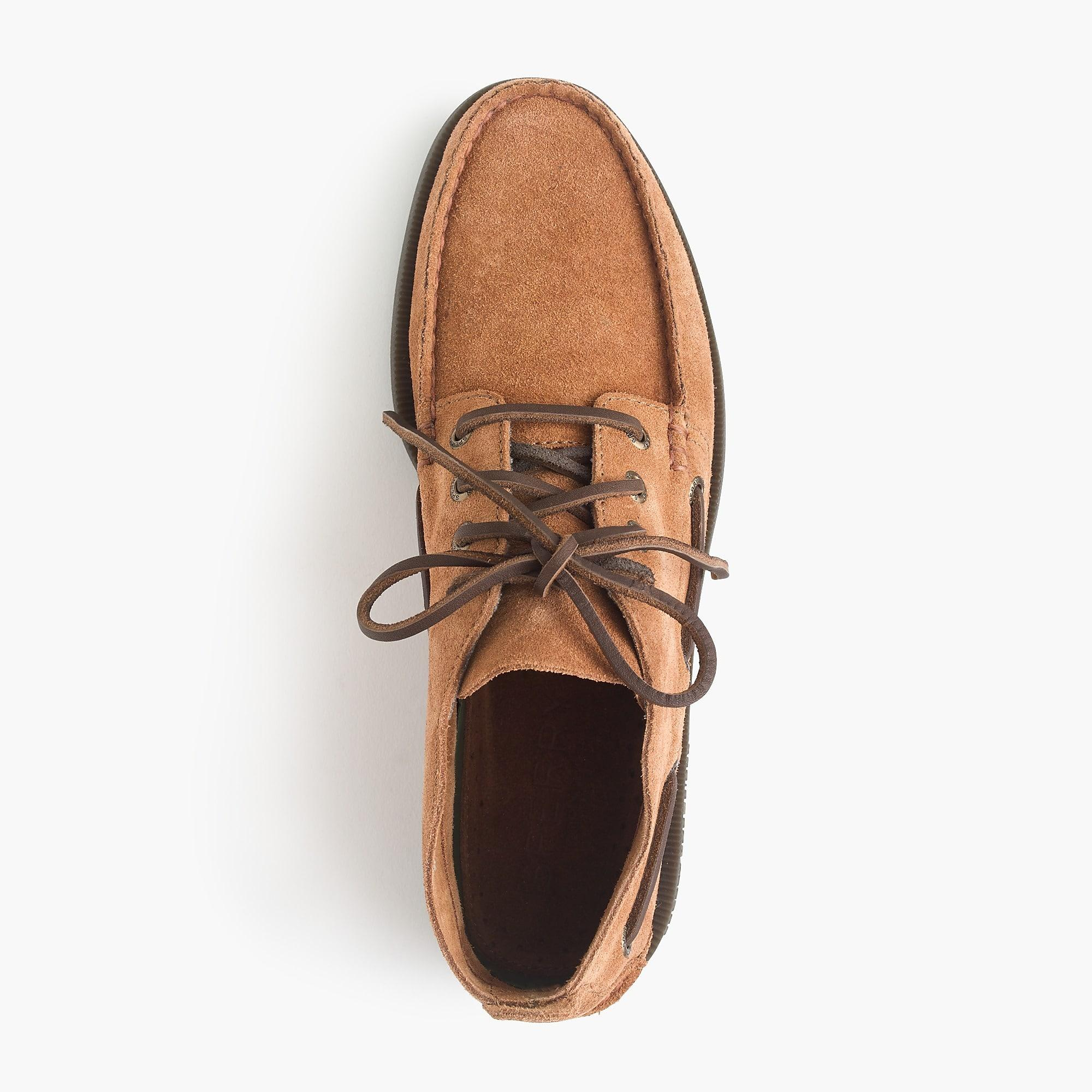 Sperry Top-Sider Suede Chukka Boots in