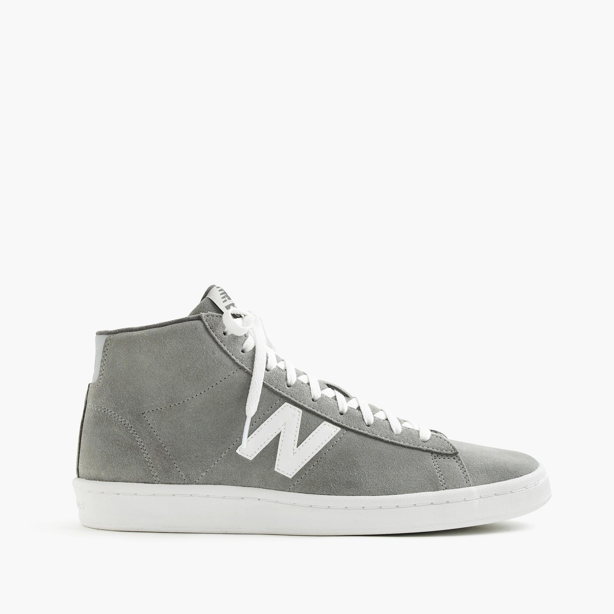 big sale 042a6 34f7a Men's Gray New Balance 891 High-top Sneakers