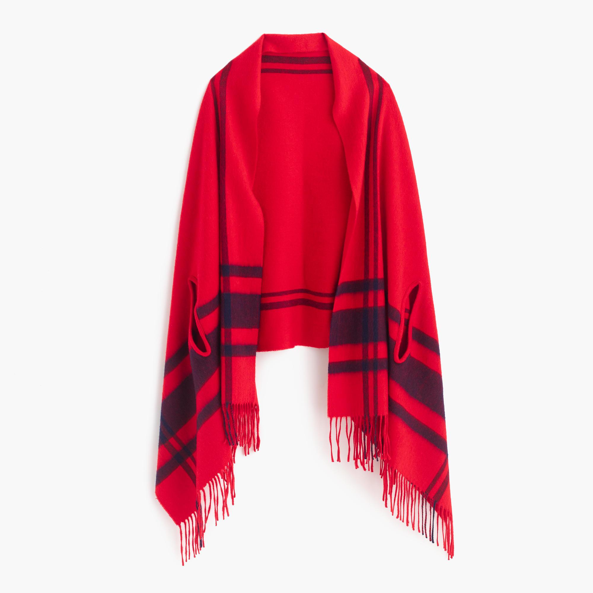 j crew cape scarf in lyst