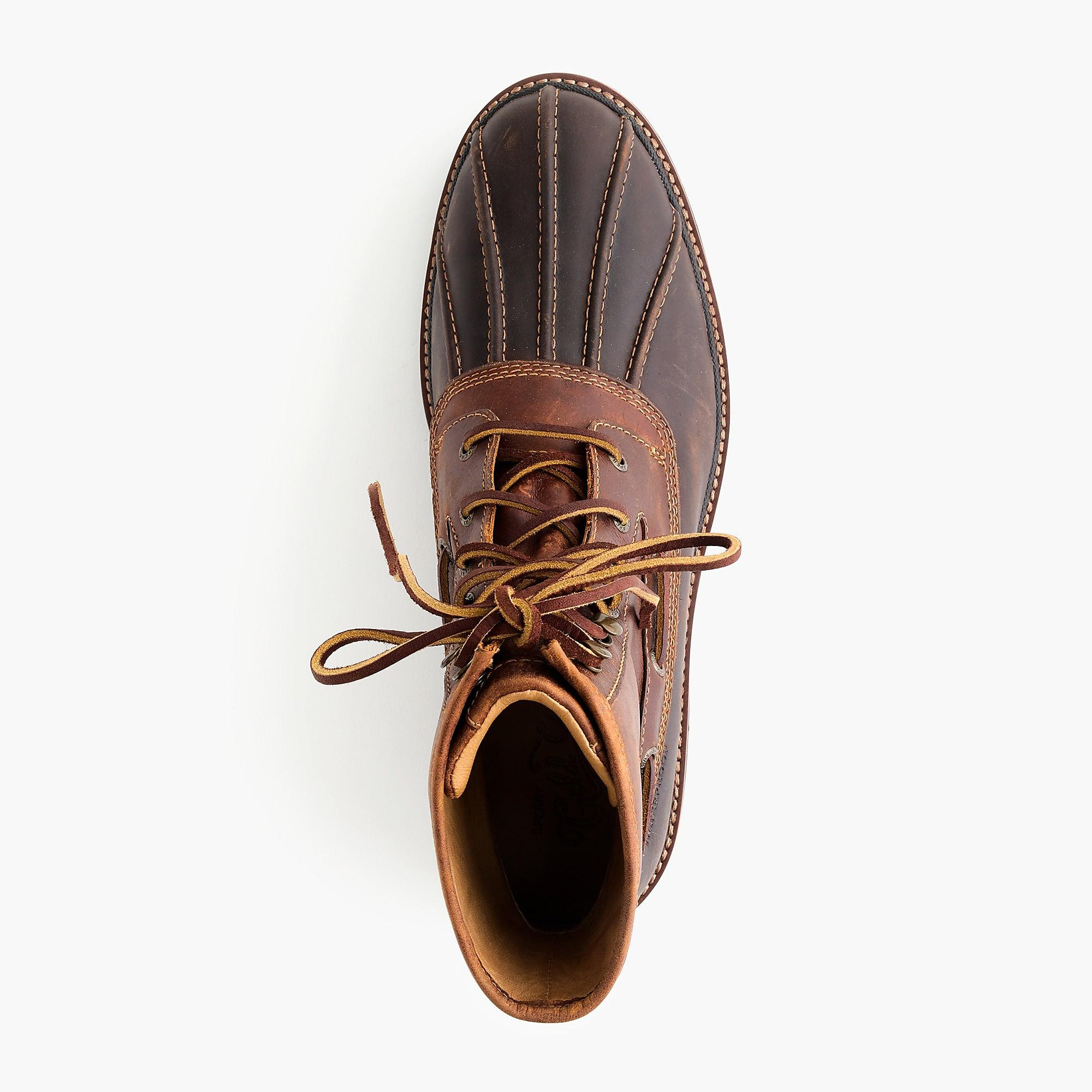 Sperry Top-Sider Leather Gold Cup Lug