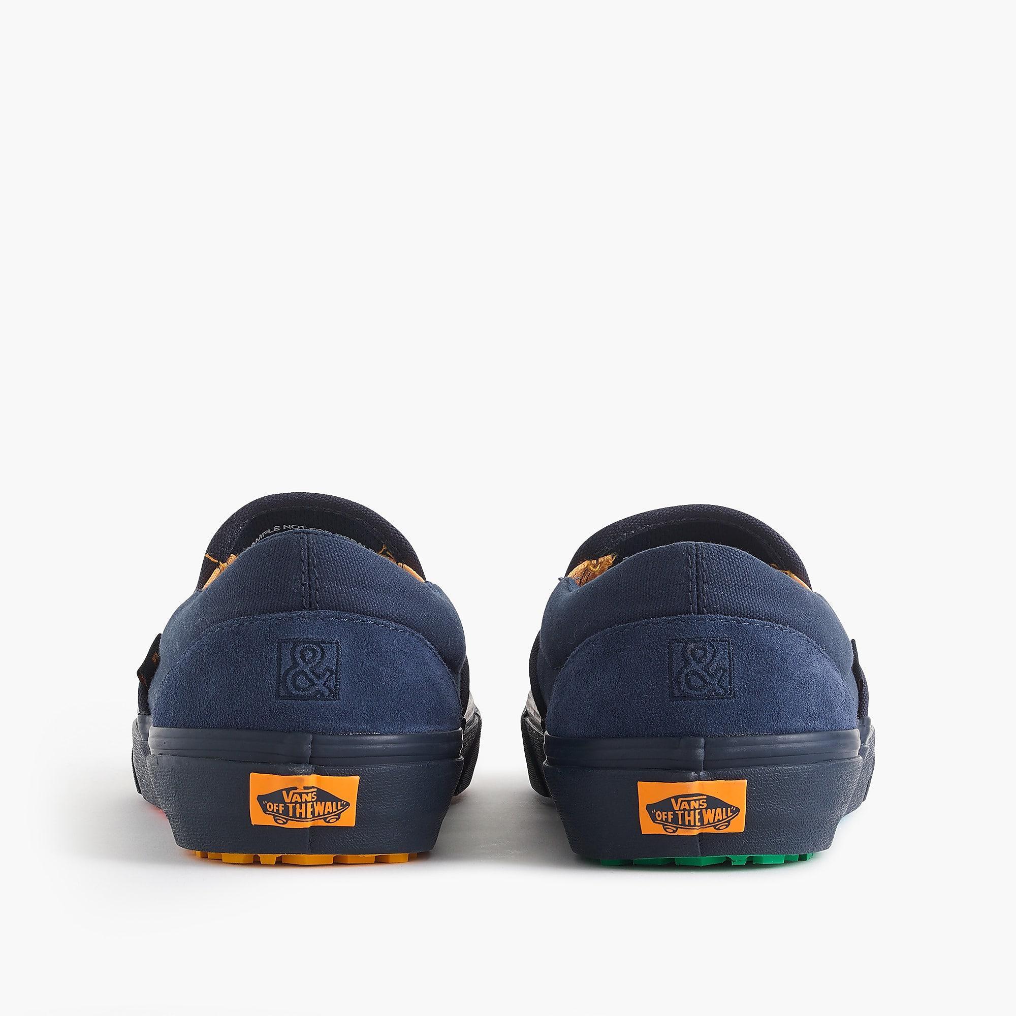 100% Spitzenqualität Farbbrillanz einzigartiger Stil X Hedley & Bennett Slip-on Sneakers