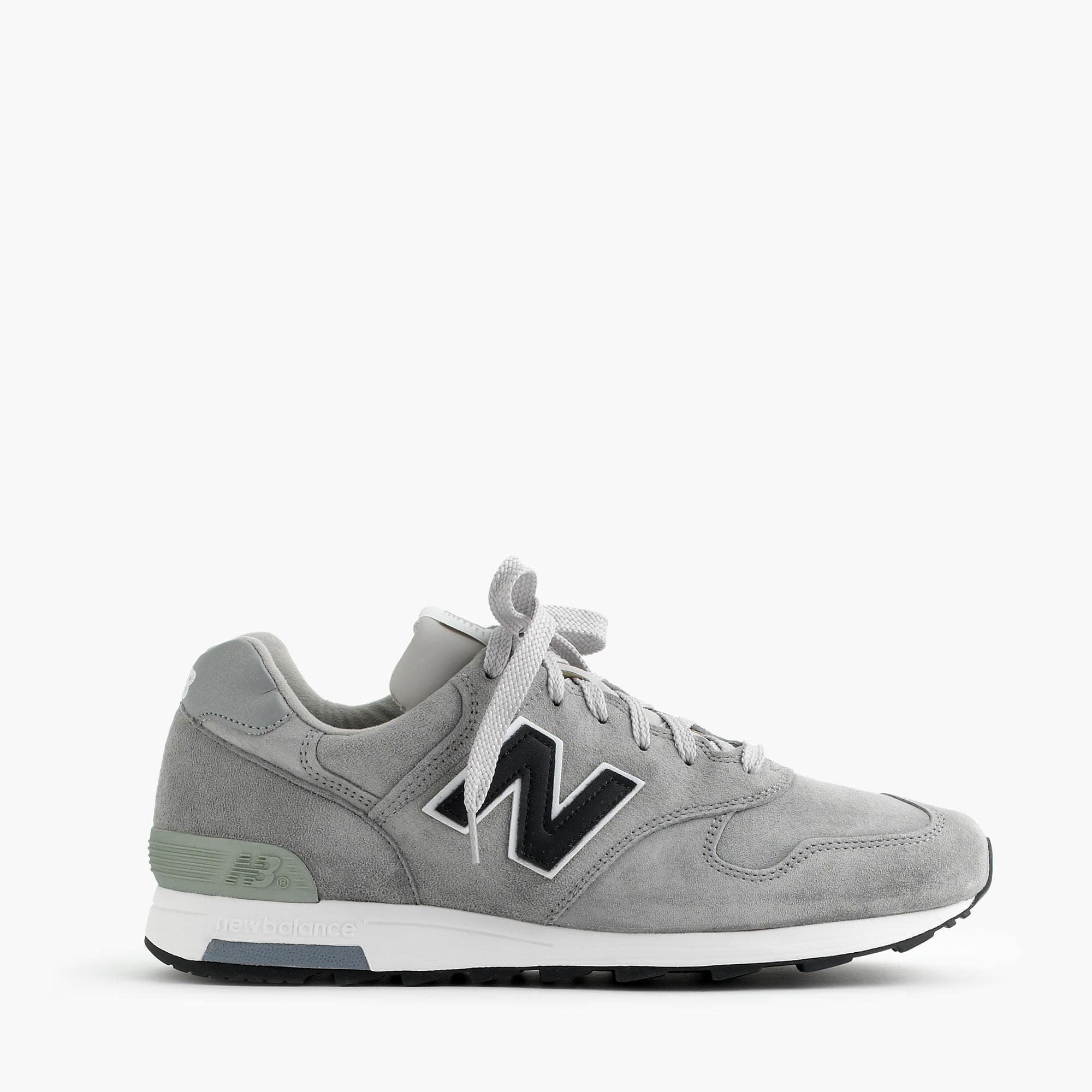 new product b266e 9106d Men's Gray 1400 Sneakers