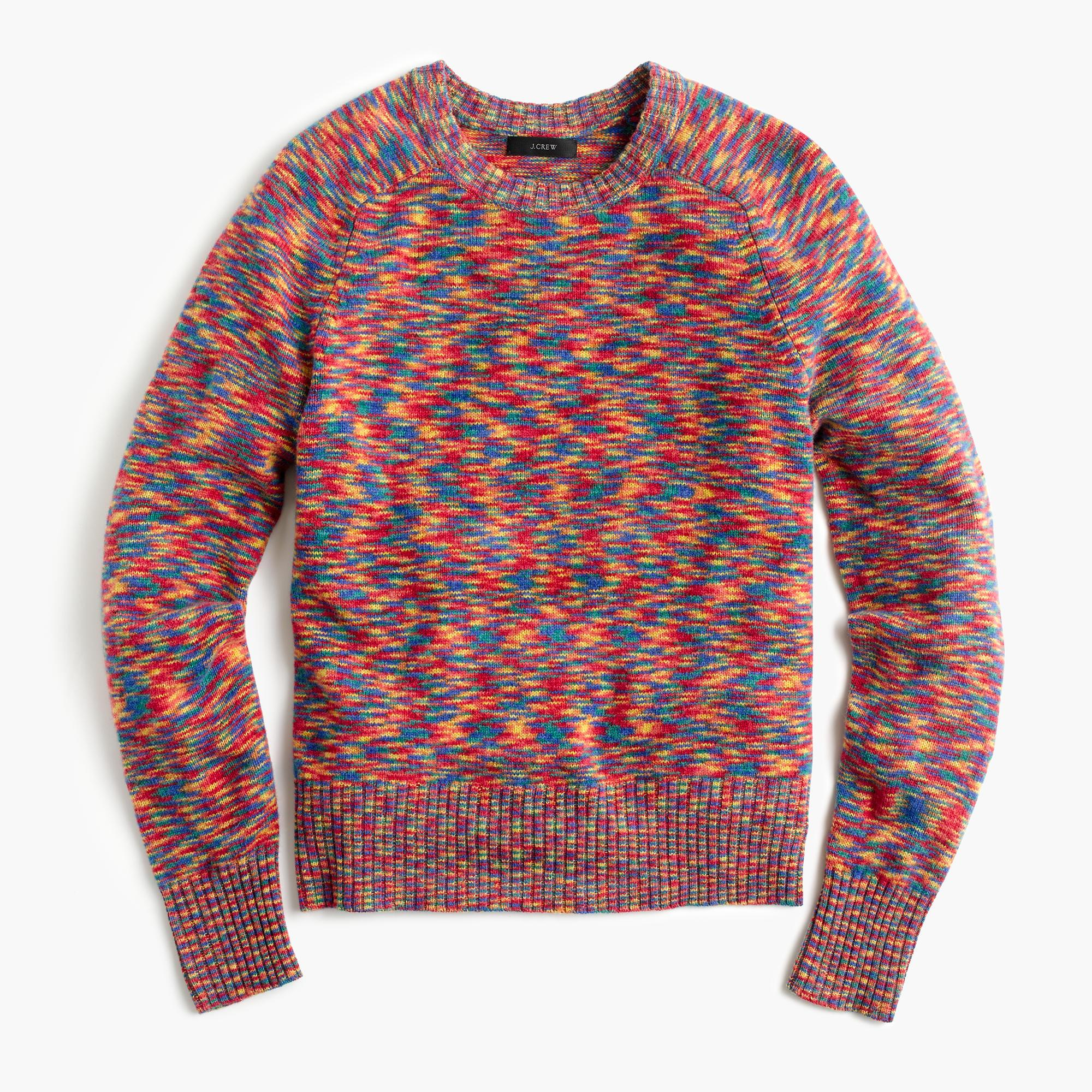 990af57afa37 Lyst - J.Crew Holly Sweater in Red for Men