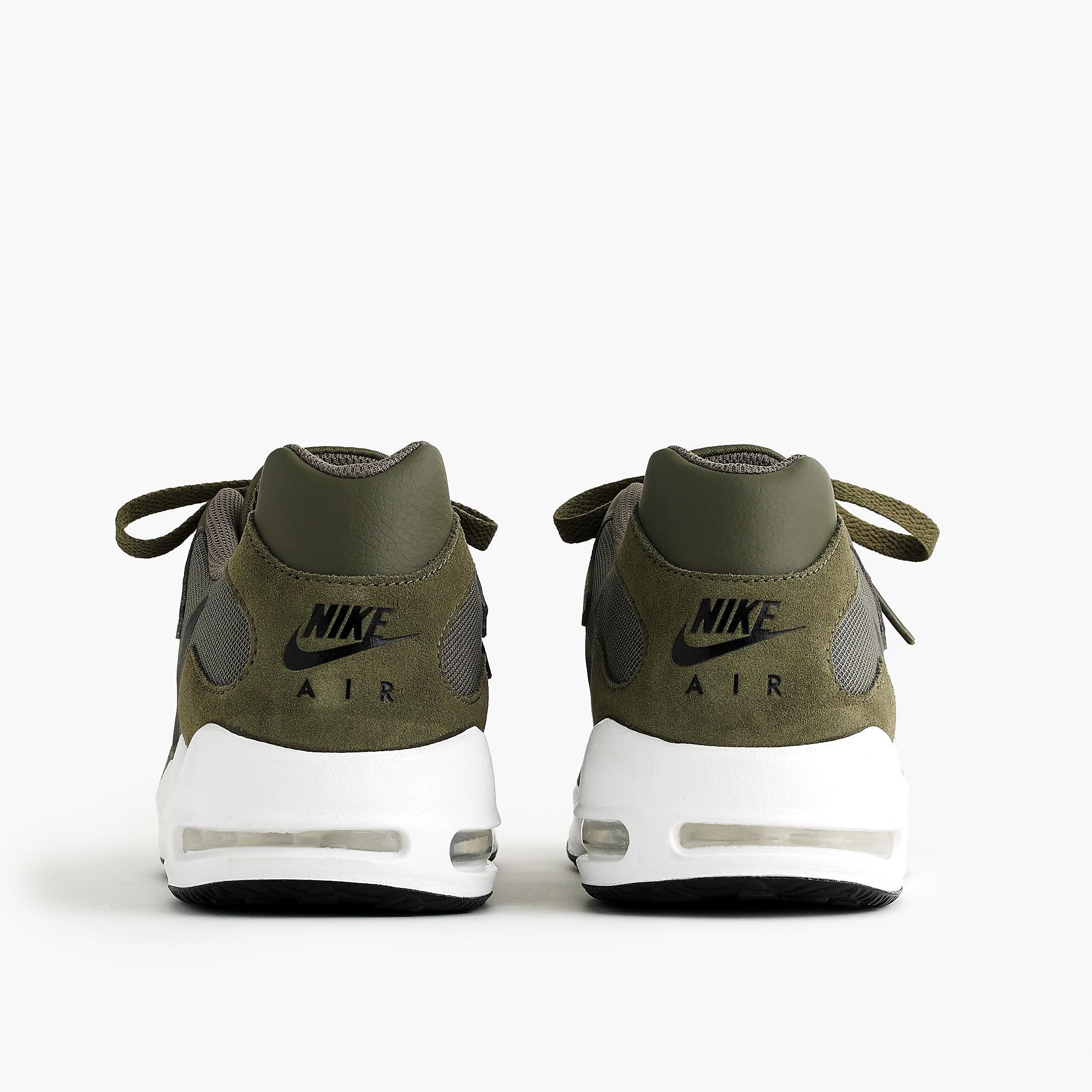 Nike Suede ® Air Max Guile In Olive in Green for Men - Lyst