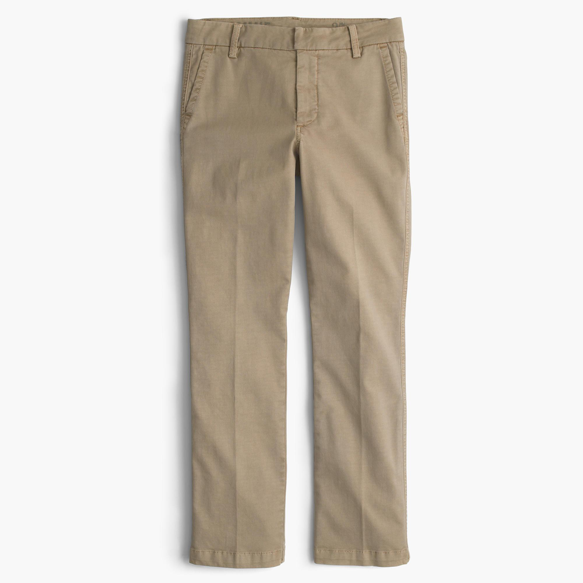 Amazing Aviator Chino  Chino Amp Cotton Pants  JCrew
