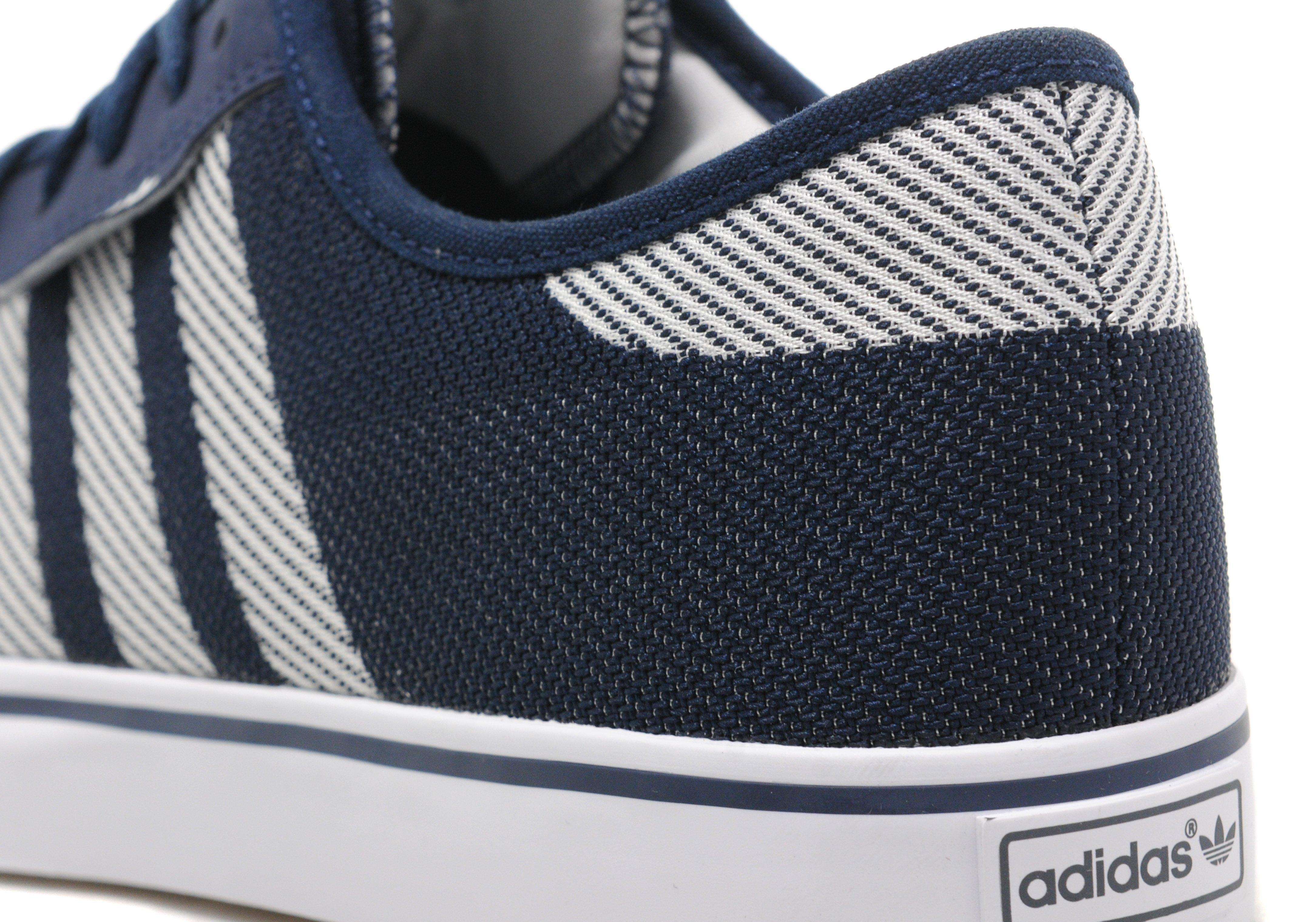 adidas Originals Leather Seely Weave in Navy/White (Blue) for Men