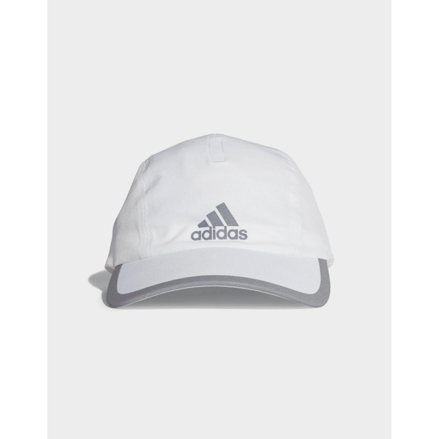 baaac4a6082 Lyst - adidas Climalite Running Cap in White for Men