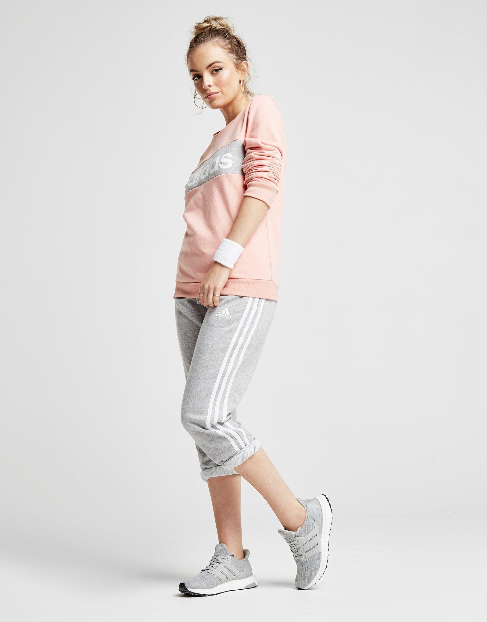 acc2745b64 adidas Originals Linear Tracksuit - Lyst