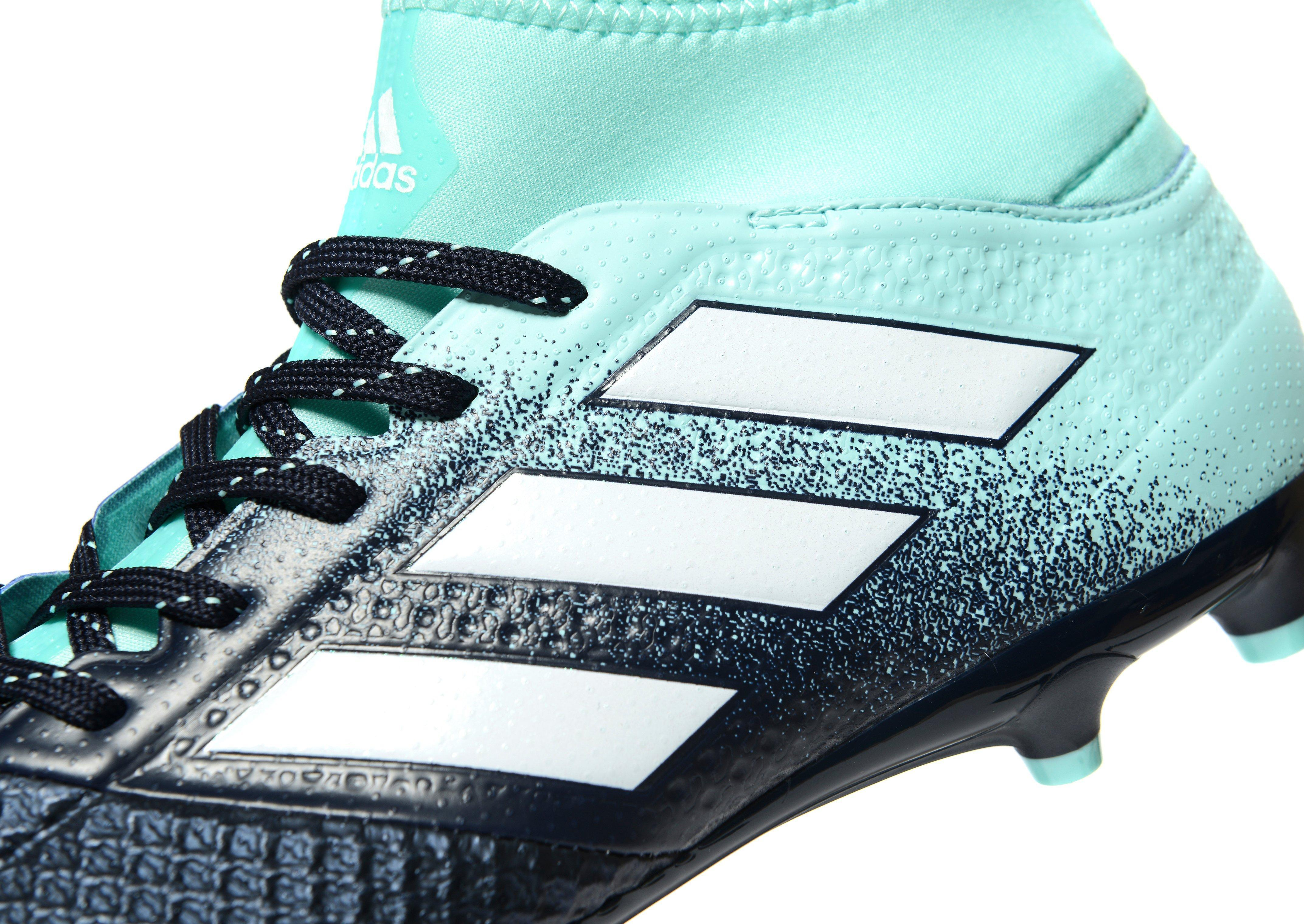 adidas Synthetic Ocean Storm Ace 17.3 Fg in e'aqua (Blue) for Men