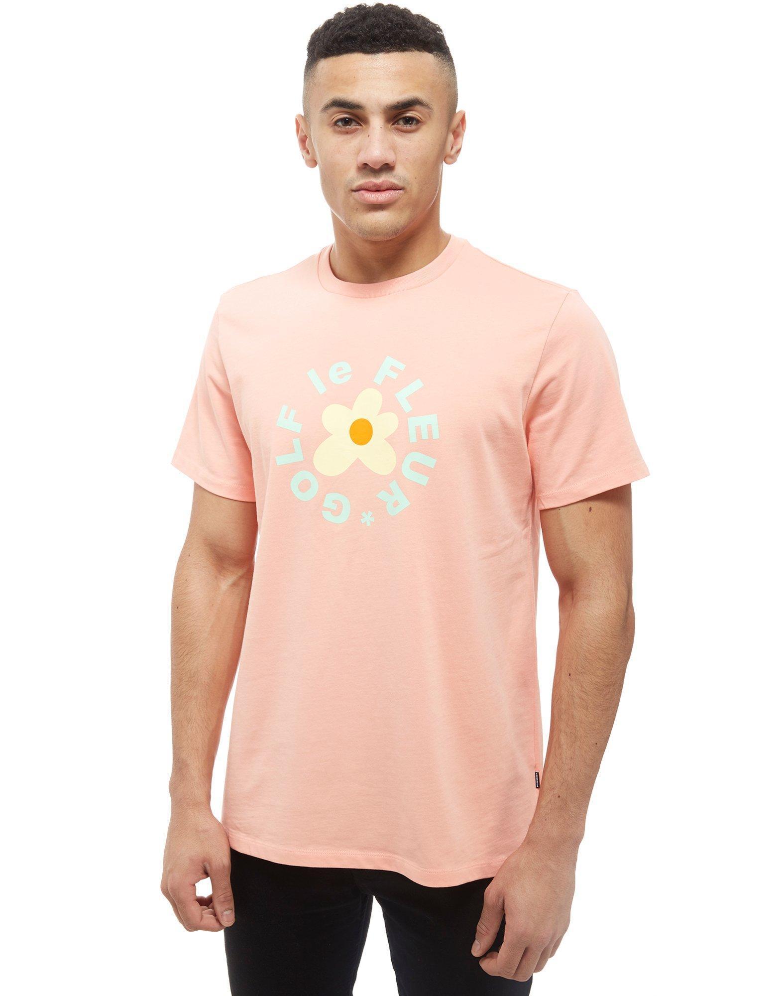 30e27559a192 Lyst - Converse X Tyler Golf Le Fleur T-shirt for Men