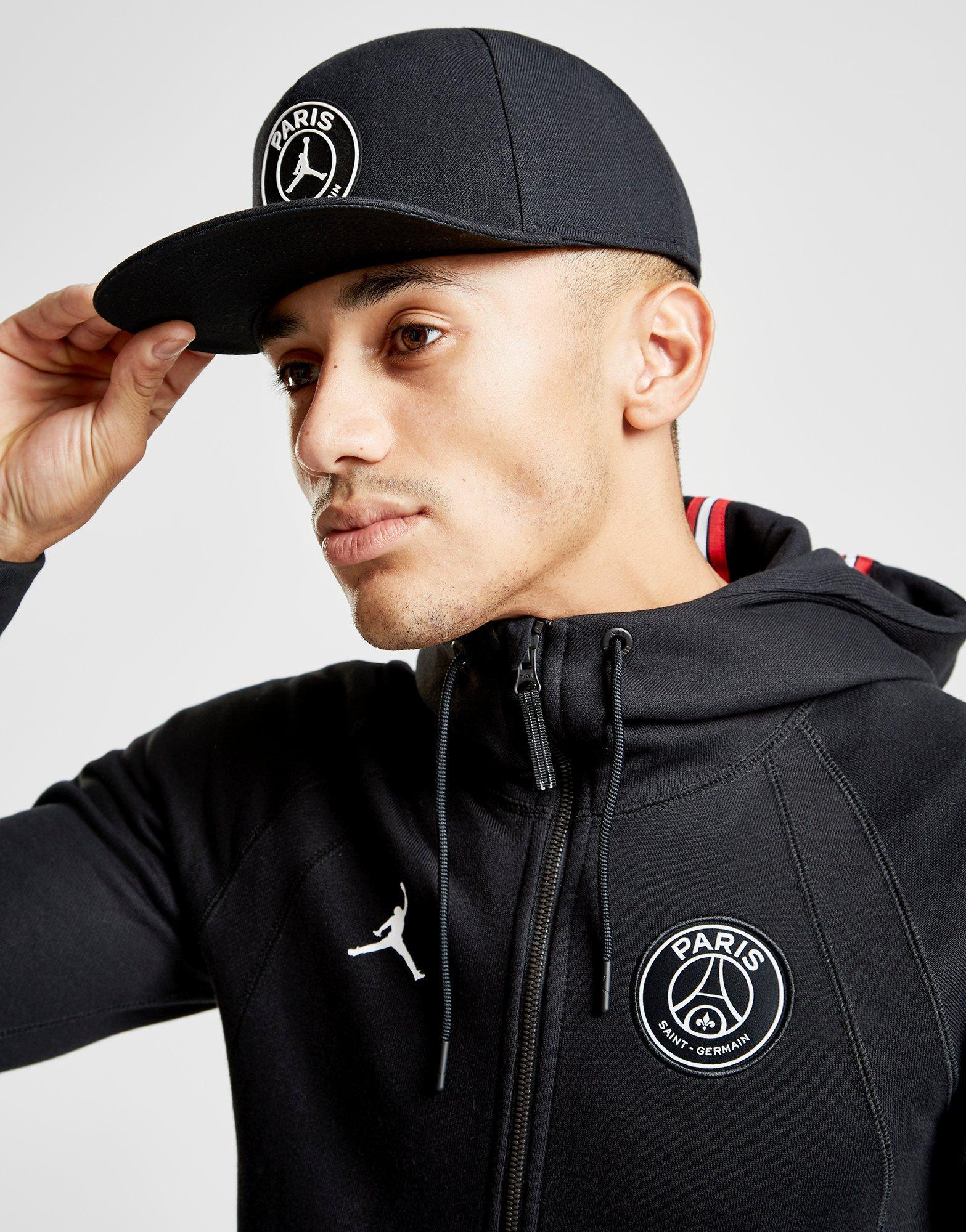 6c7bace6277441 Lyst - Nike X Paris Saint Germain Pro Cap in Black for Men