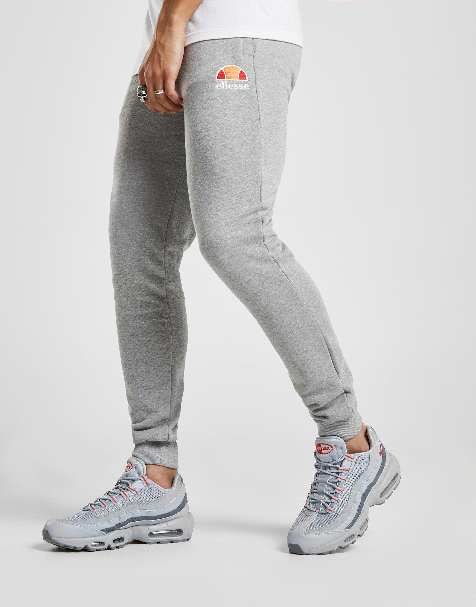 93a05a5b11 Ellesse Gray Rick Track Pants for men