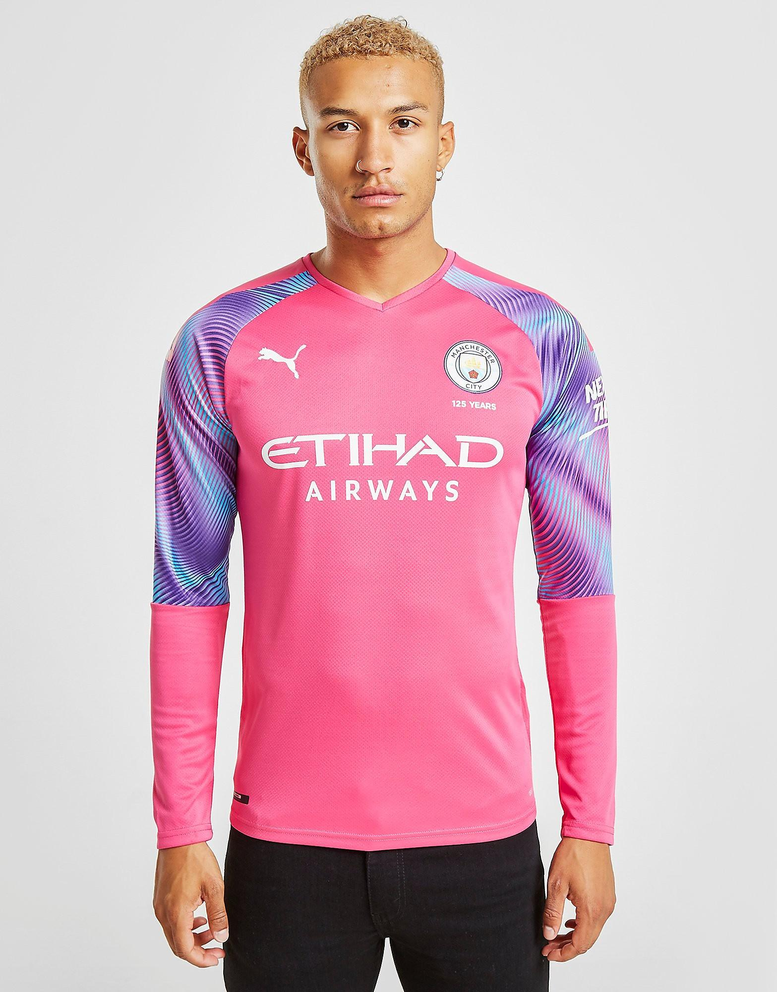 Manchester City 19/20 Maglia Away Portiere